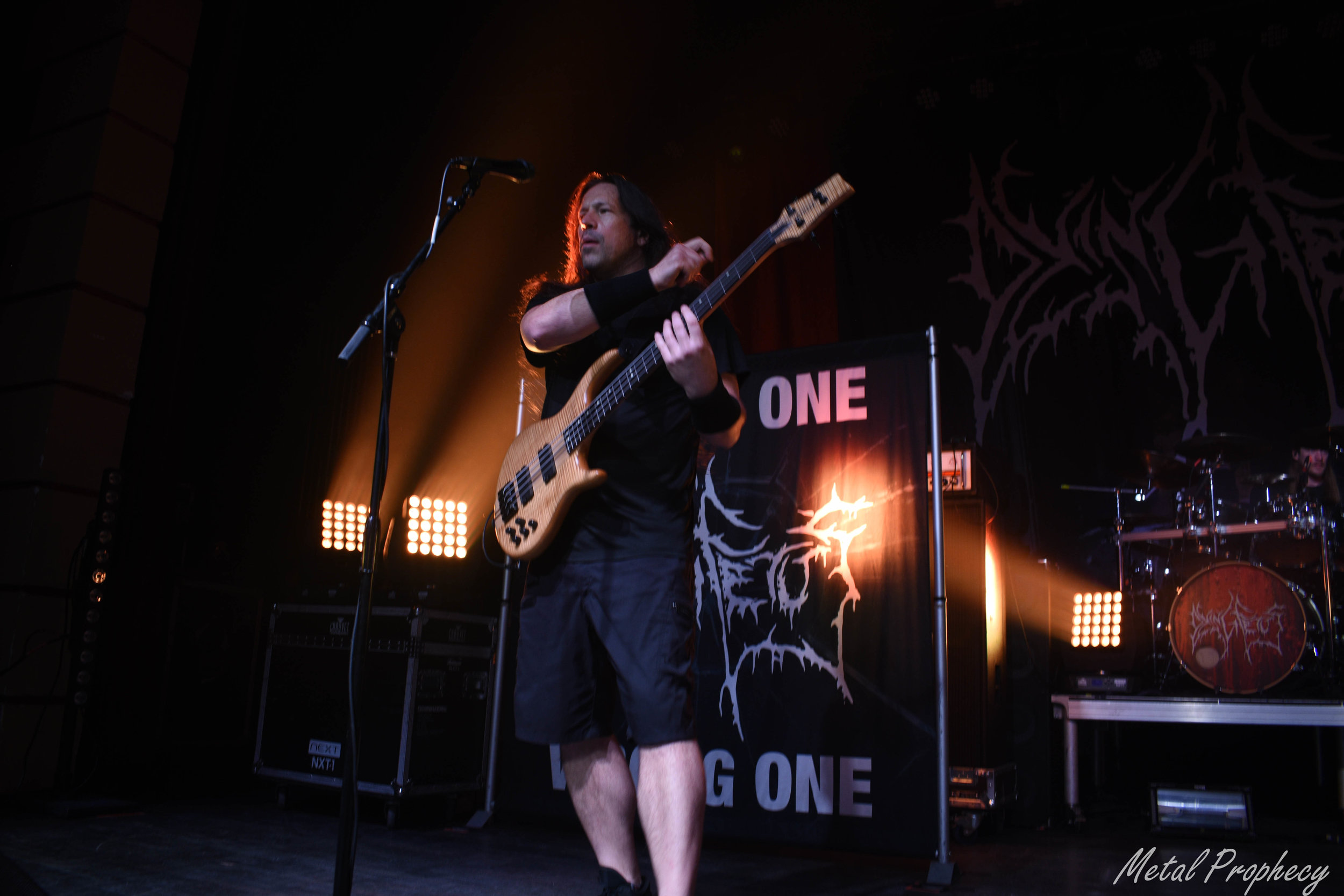 Dying Fetus at Buckhead Theater