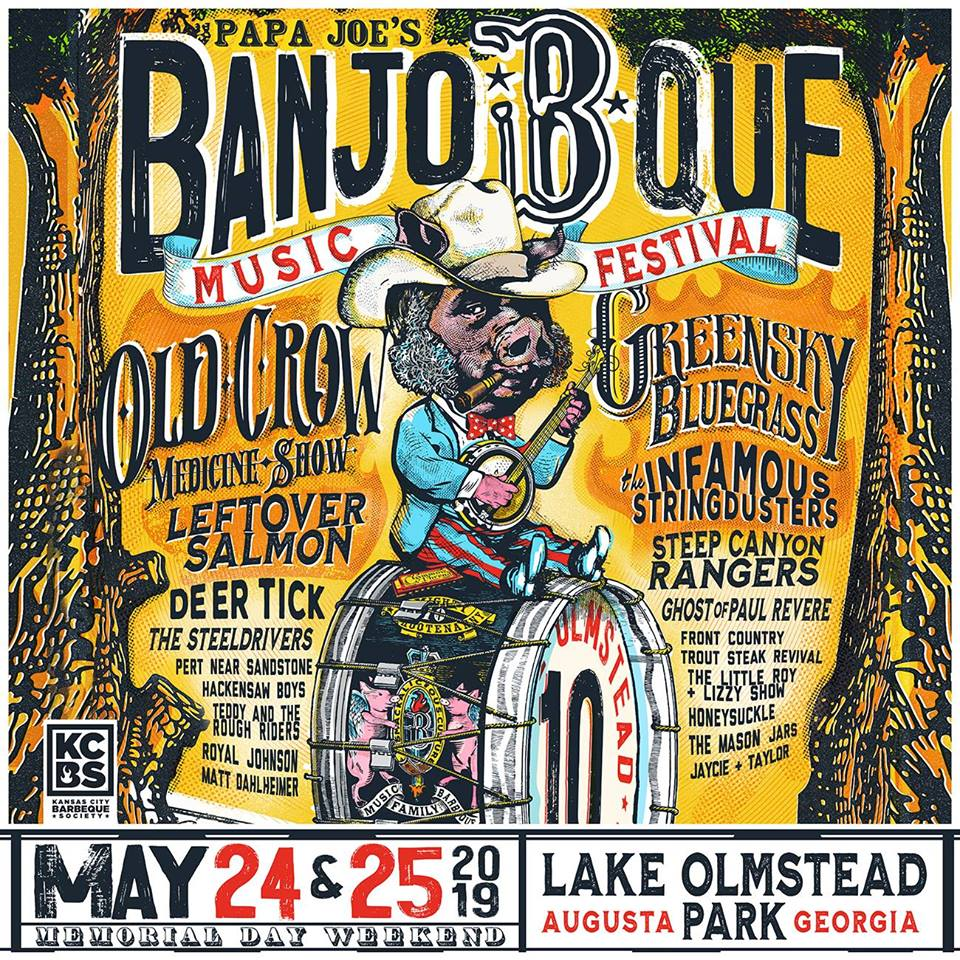 10th Annual Papa Joe's Banjo-B-Que
