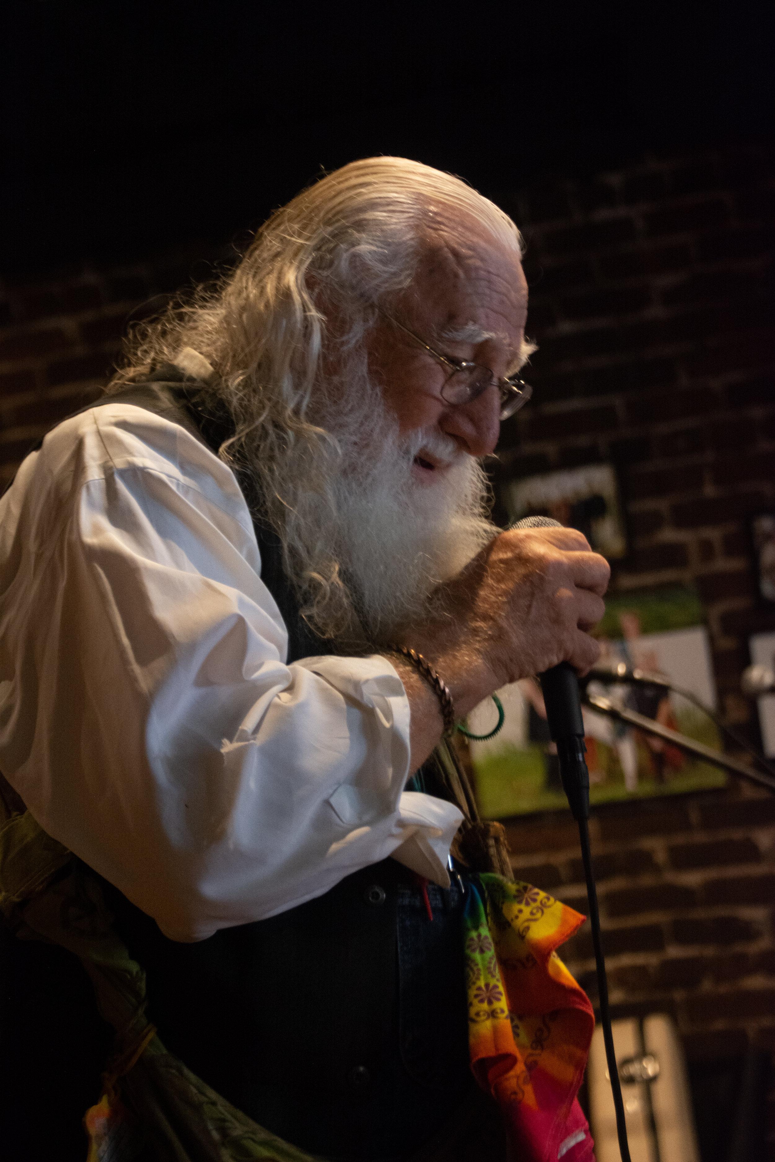 Appalachian Hippie Poet