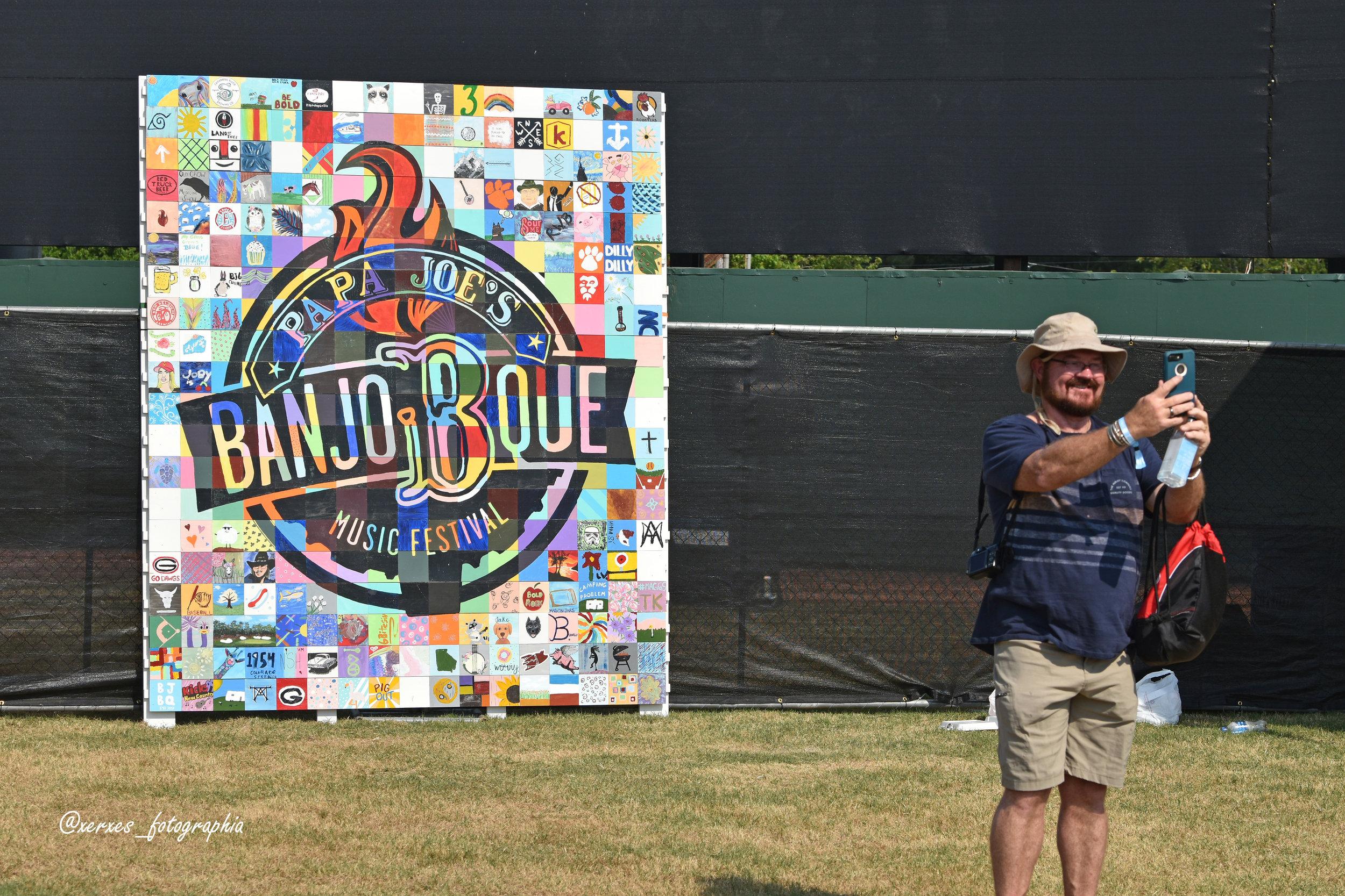 10th Annual Papa Joe's Banjo B Que