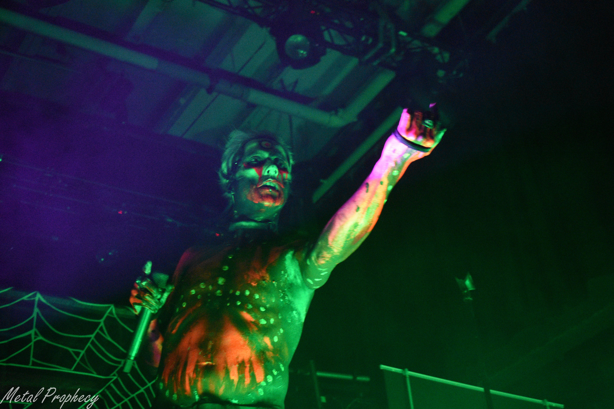 Wednesday 13 at The Masquerade