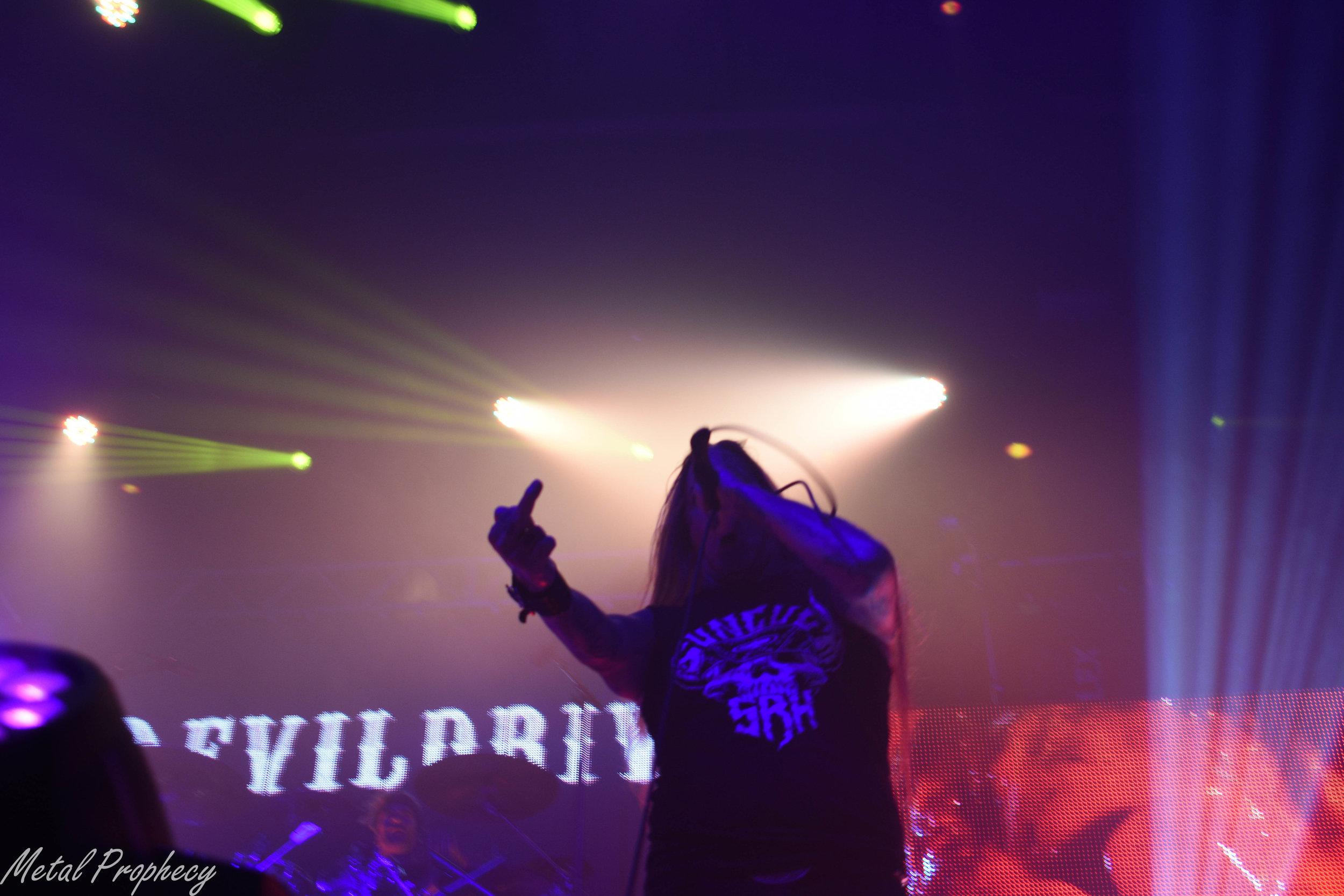 Devildriver at The Masquerade
