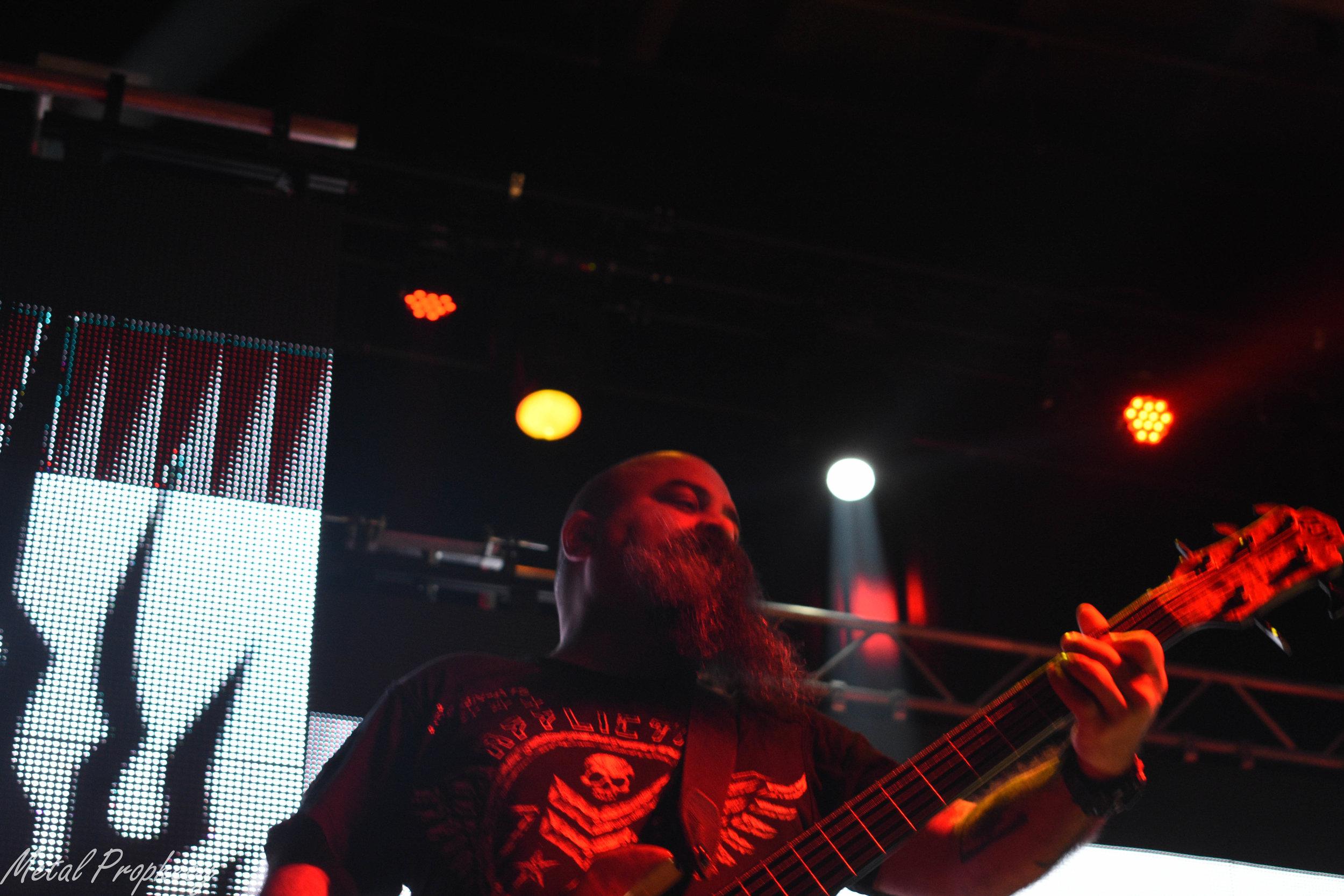 Static-X at The Masquerade