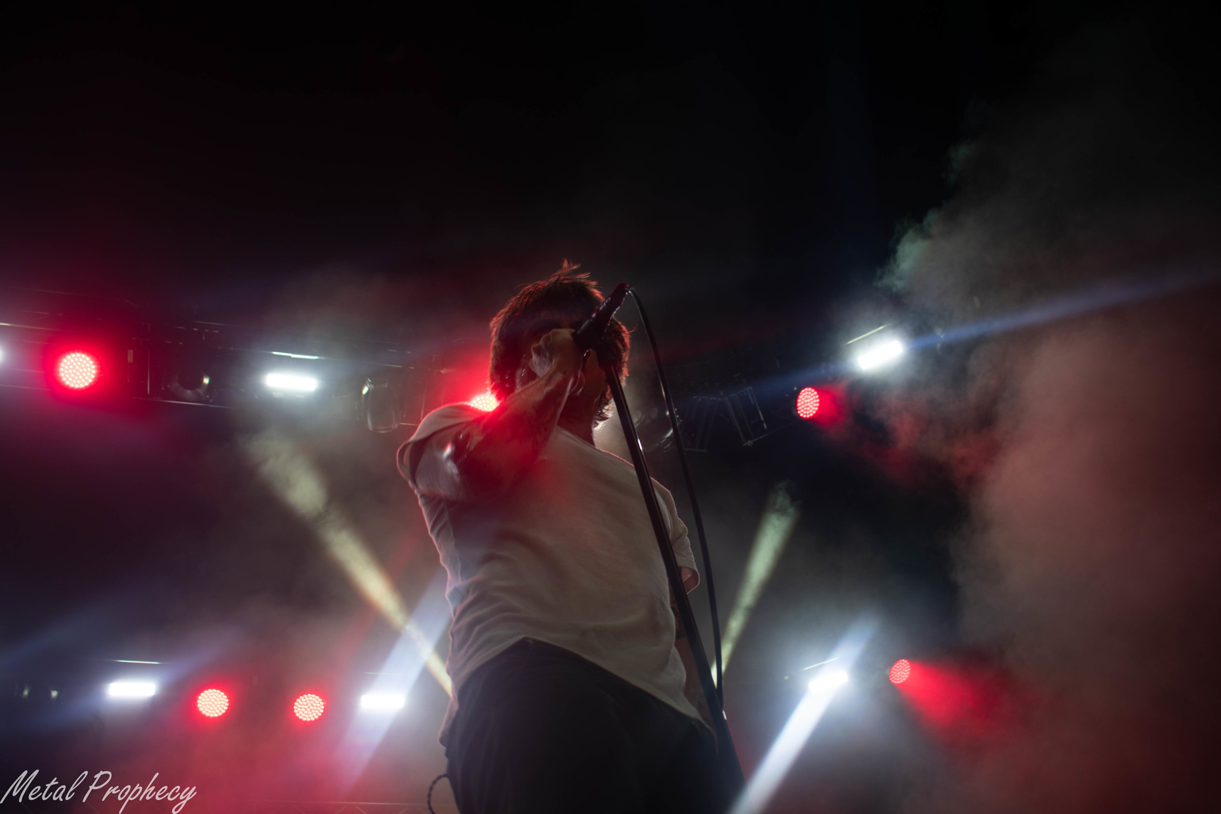 Circa Survive at Rockstar Energy Disrupt Festival