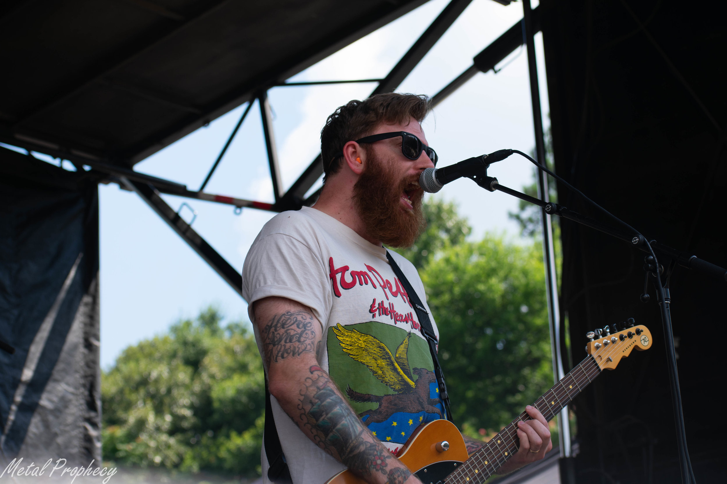 Four Year Strong at Rockstar Energy Disrupt Festival