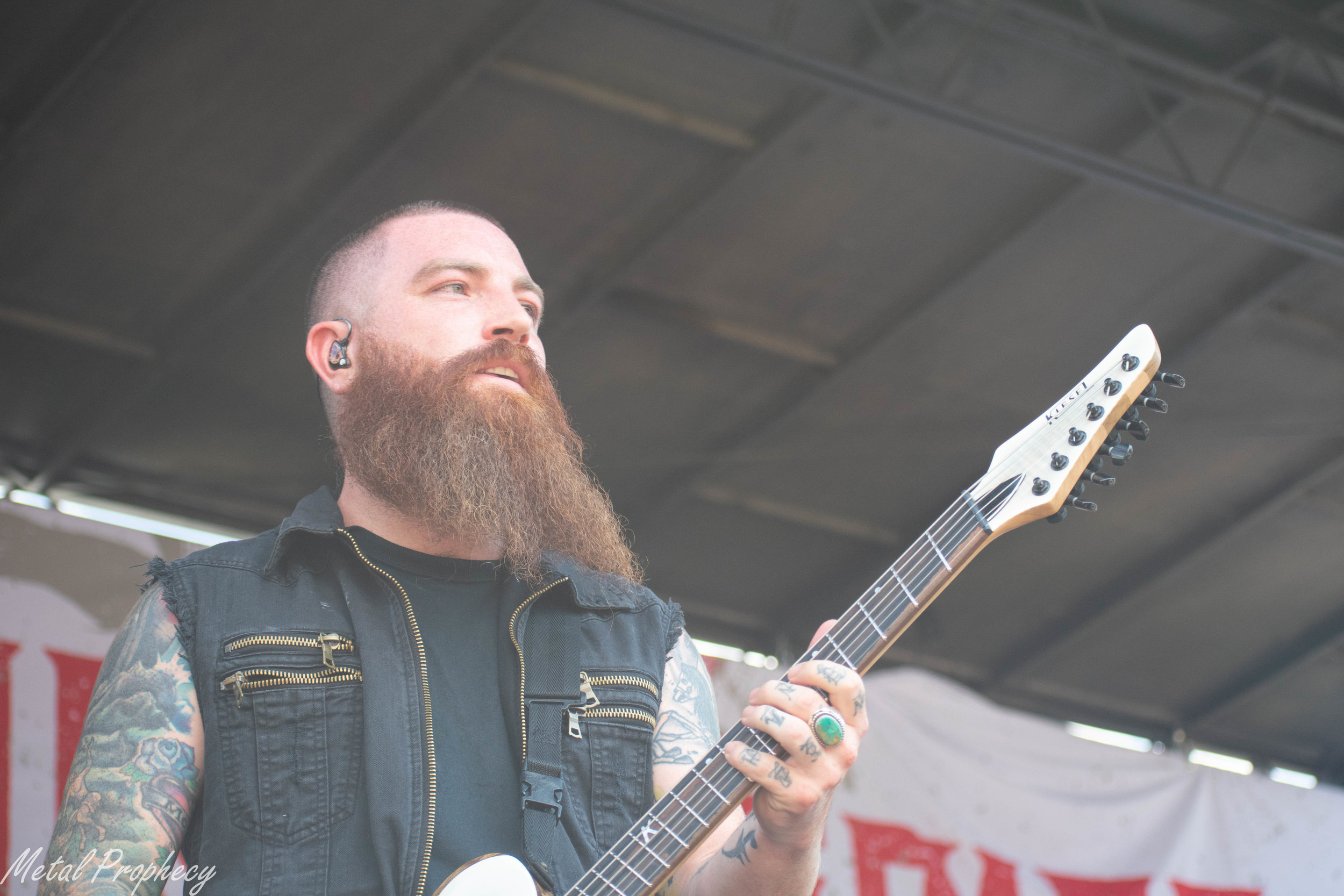 Memphis May Fire at Rockstar Energy Disrupt Festival