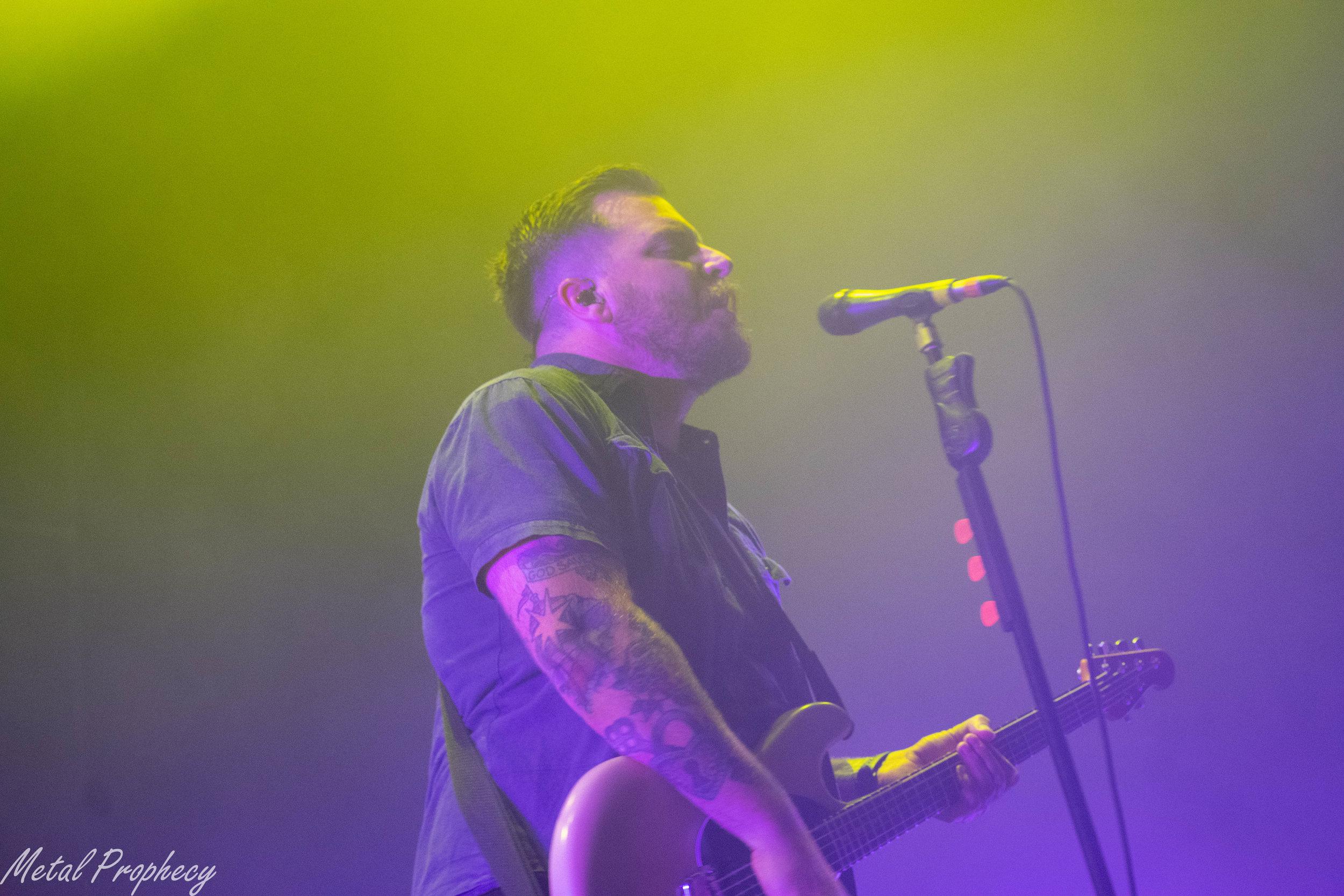 Thrice at Rockstar Disrupt Festival