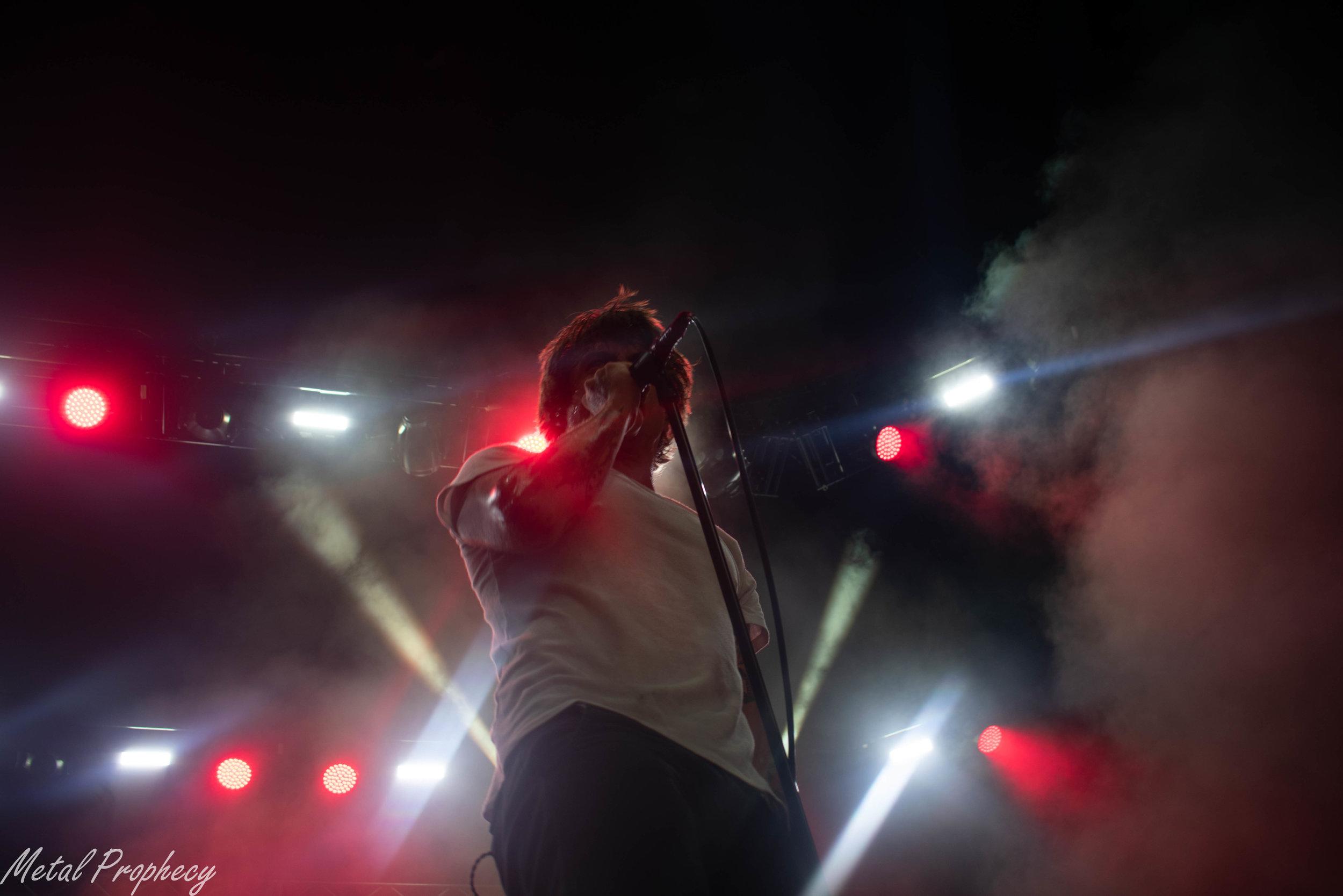 Circa Survive at Rockstar Disrupt Festival