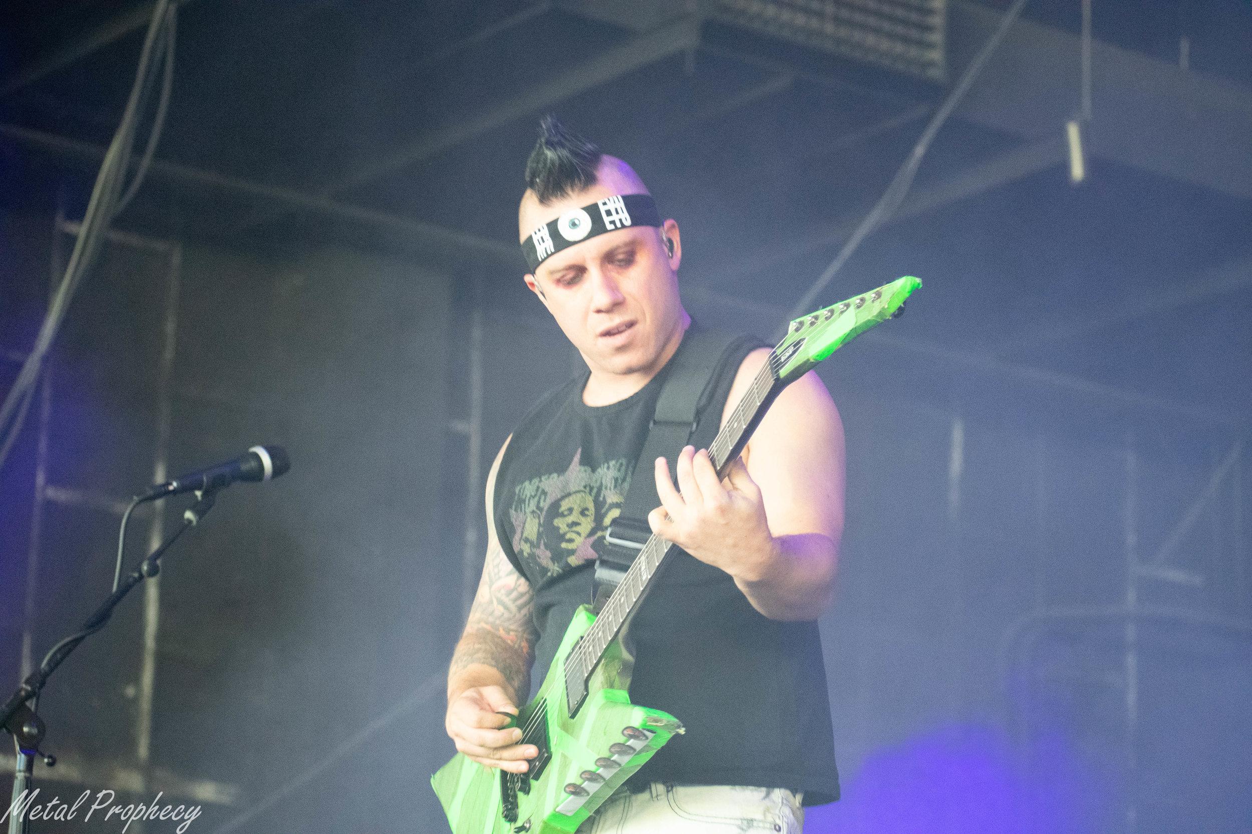Atreyu at Rockstar Disrupt Festival