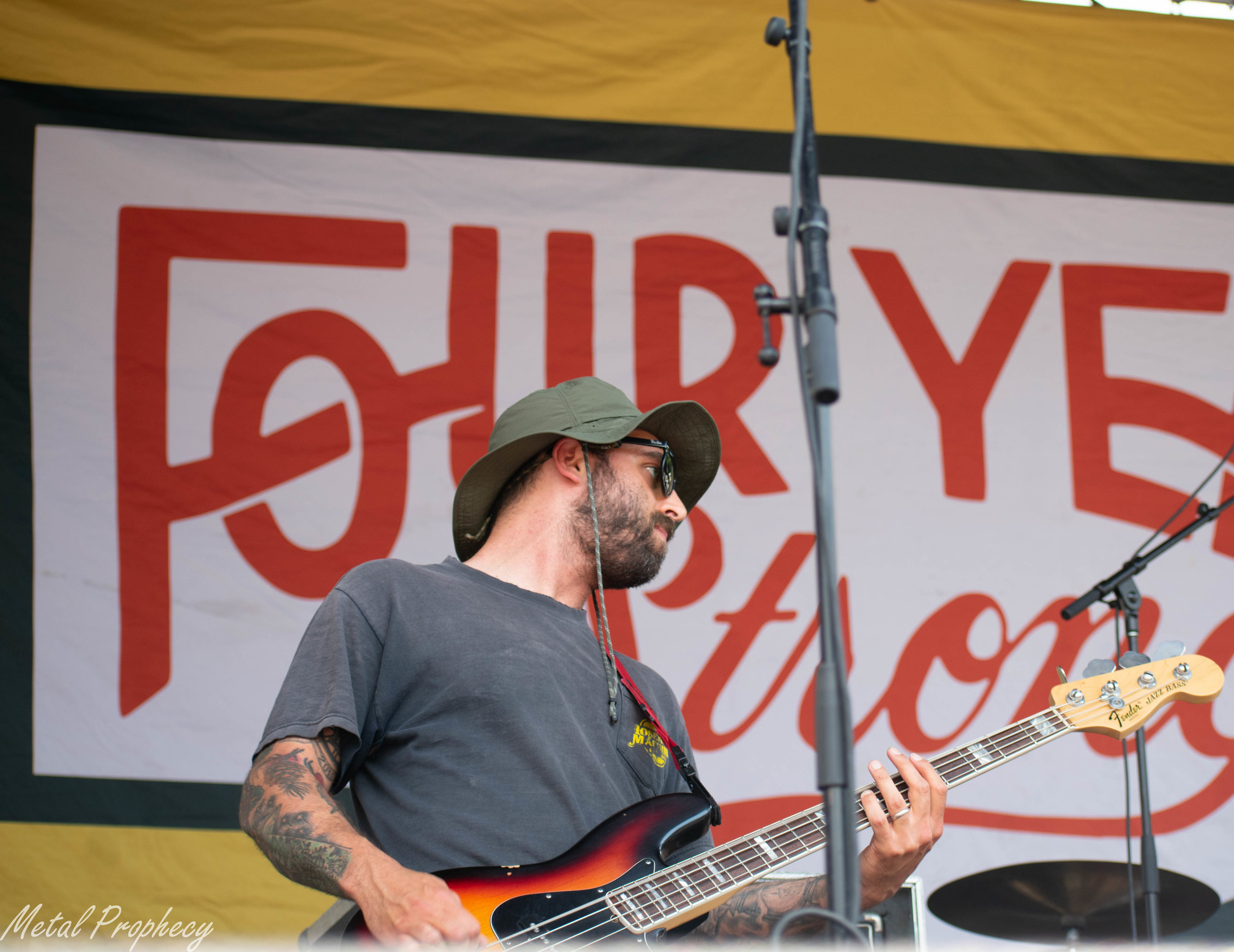 Four Year Strong at Rockstar Disrupt Festival
