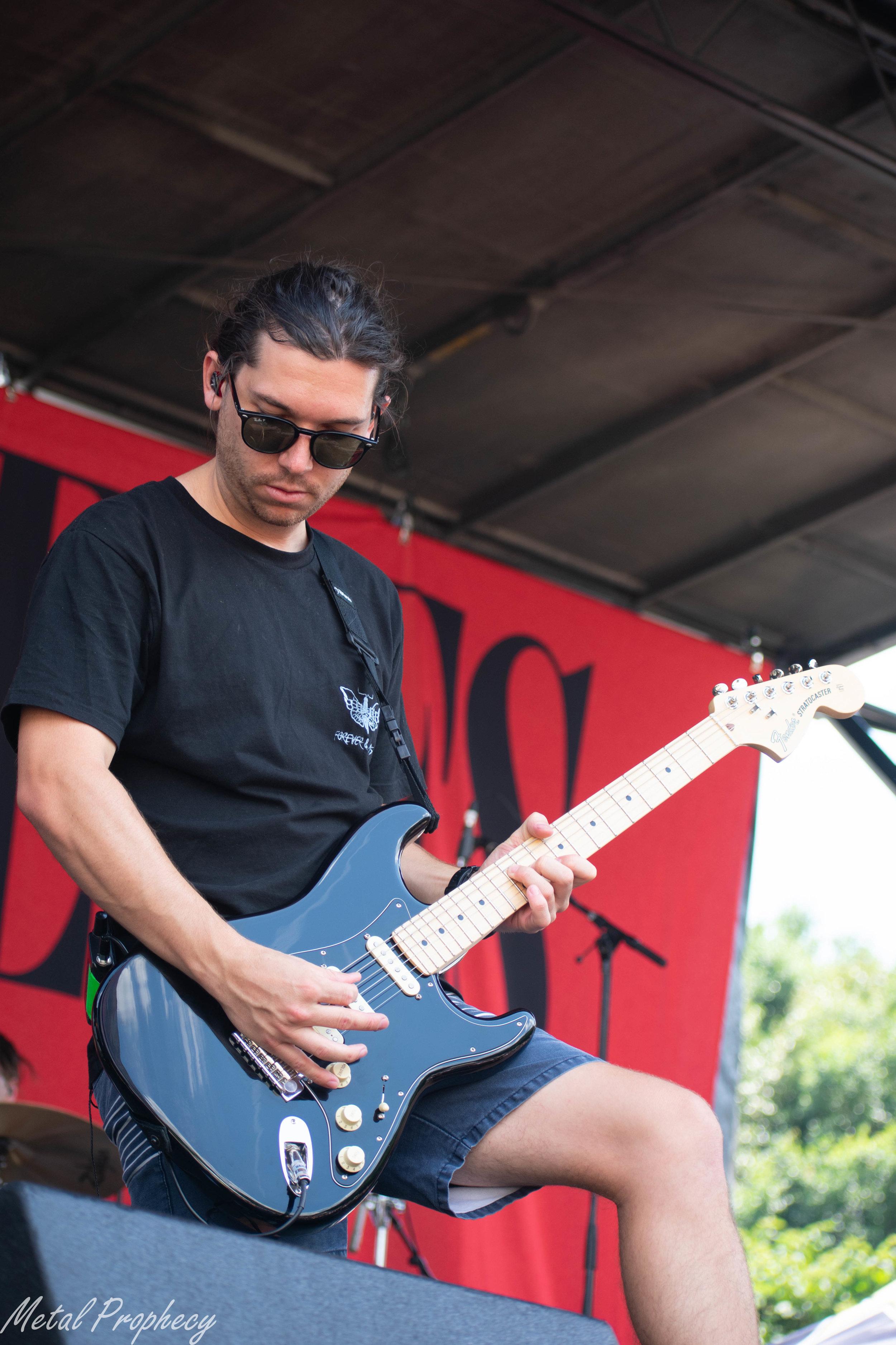 Trophy Eyes at Rockstar Disrupt Festival