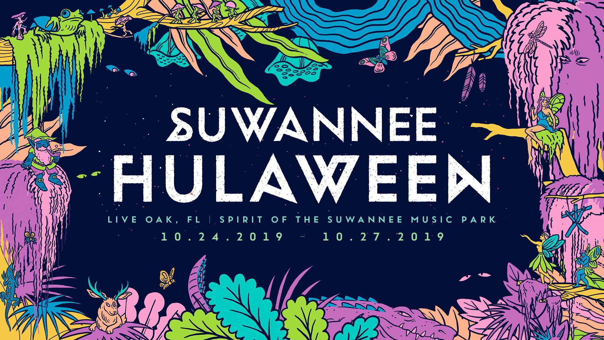 Hulaween 2019 - Banner