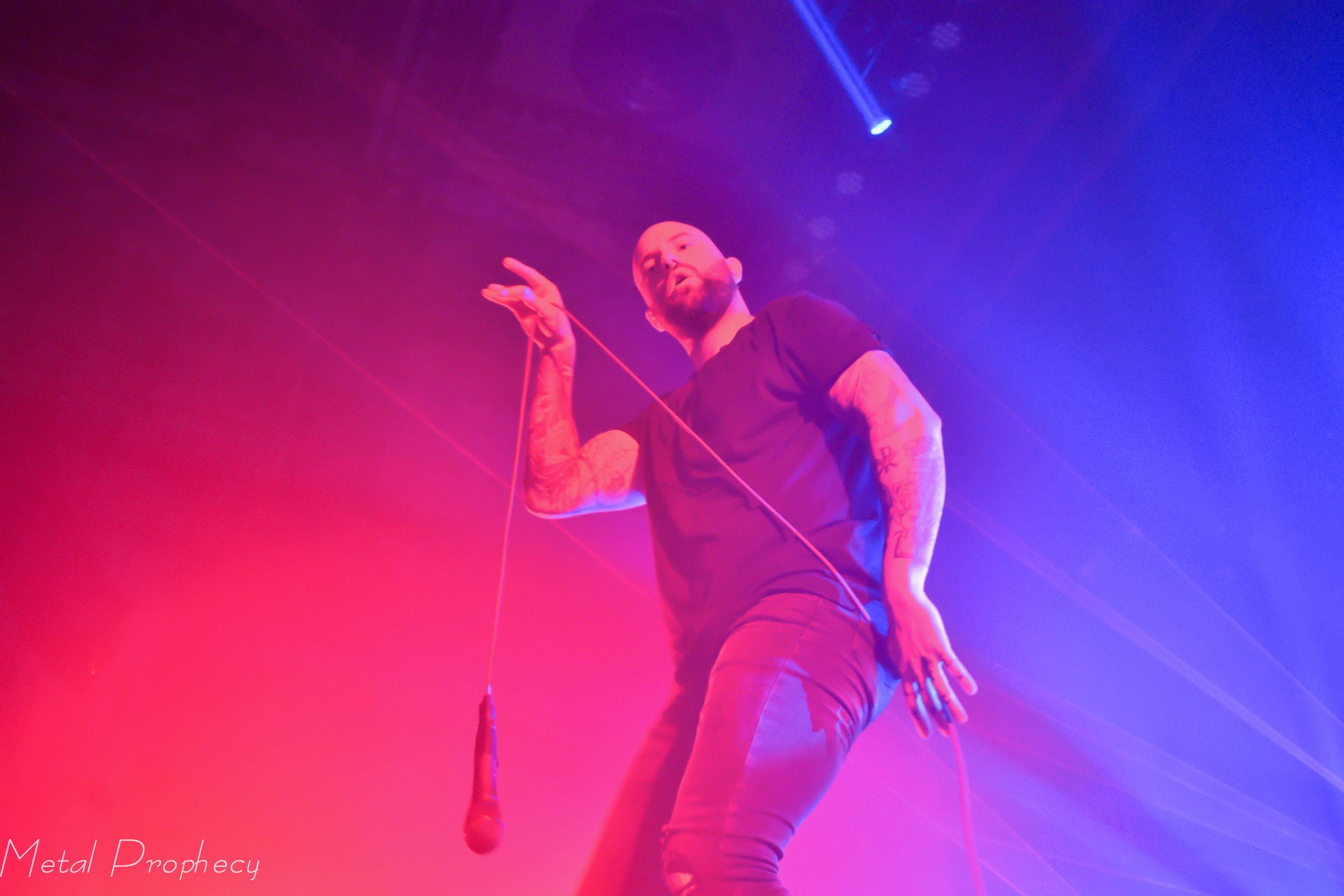 August Burns Red at The Tabernacle