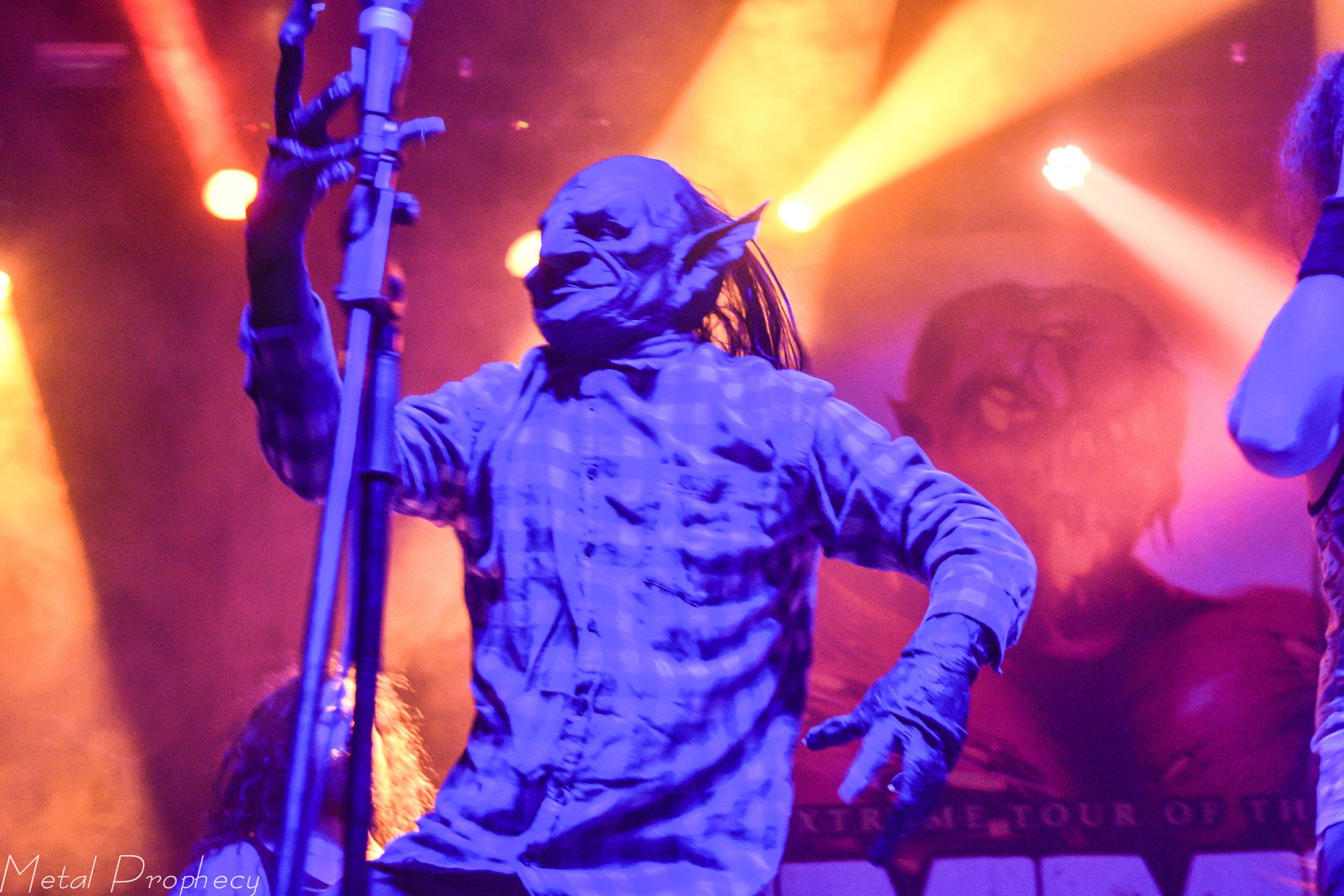 Nekrogoblikon at The Masquerade