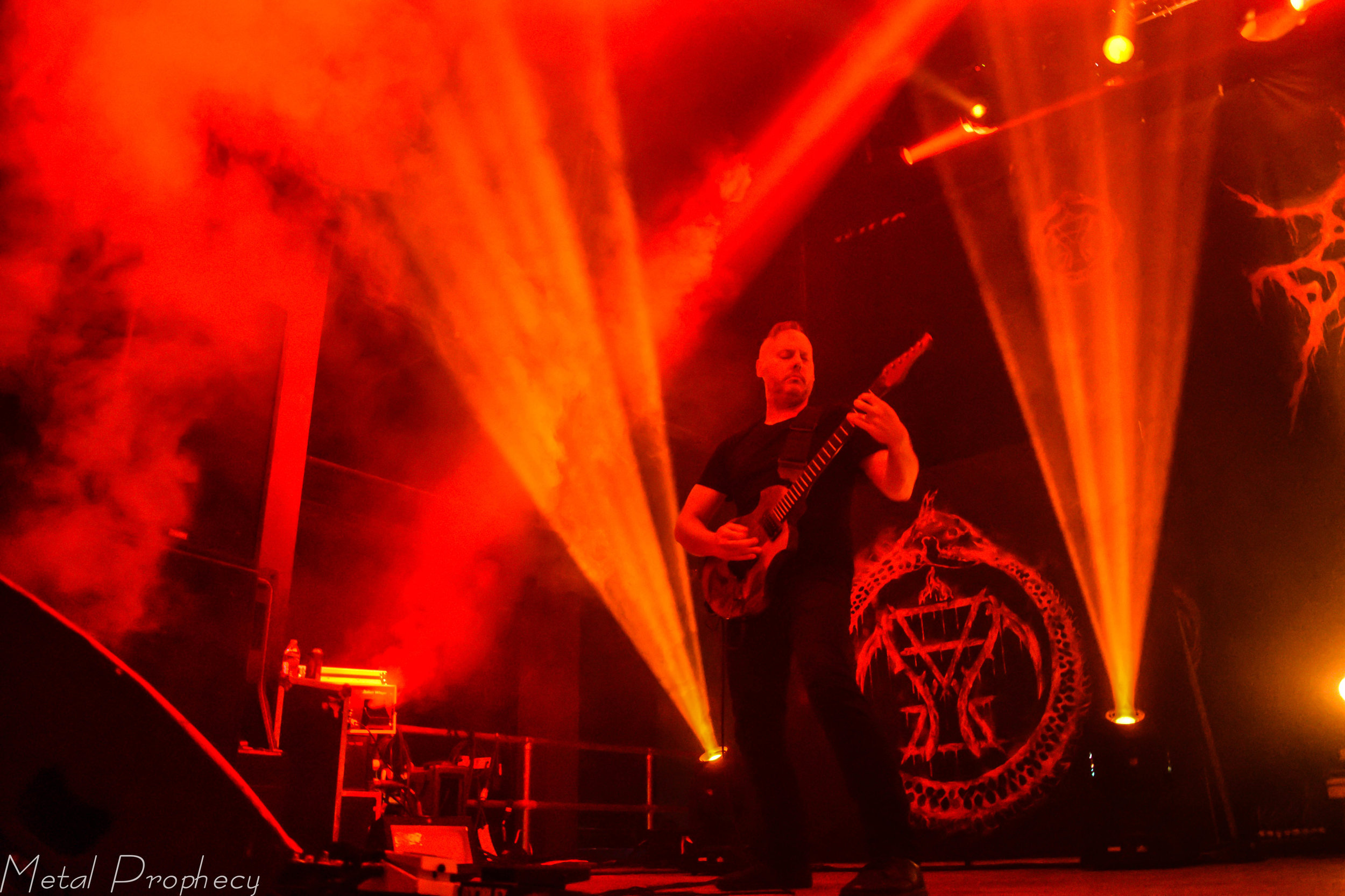 Cattle Decapitation at The Masquerade