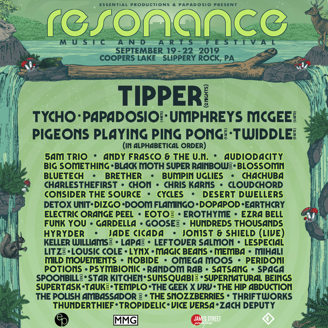 Resonance Music Festival (2019)