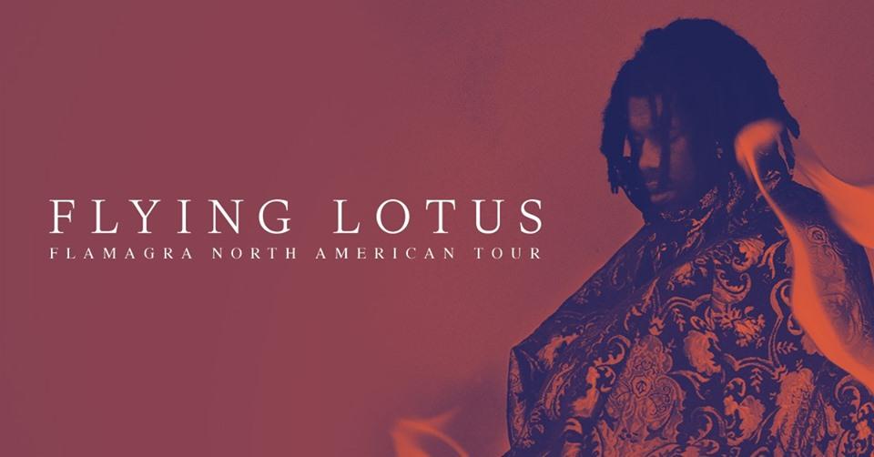 Flamagra North American Tour: Flying Lotus