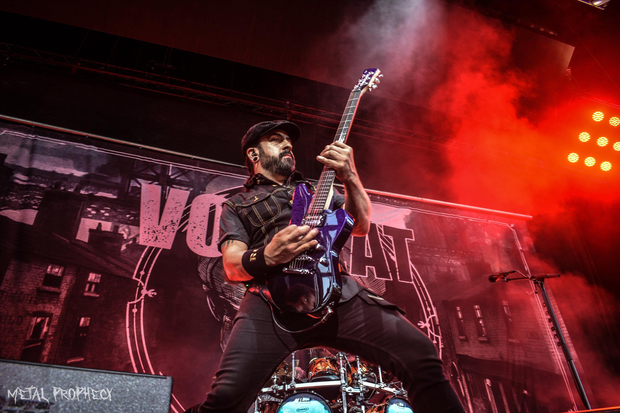 Volbeat at Ameris Bank Amphitheater