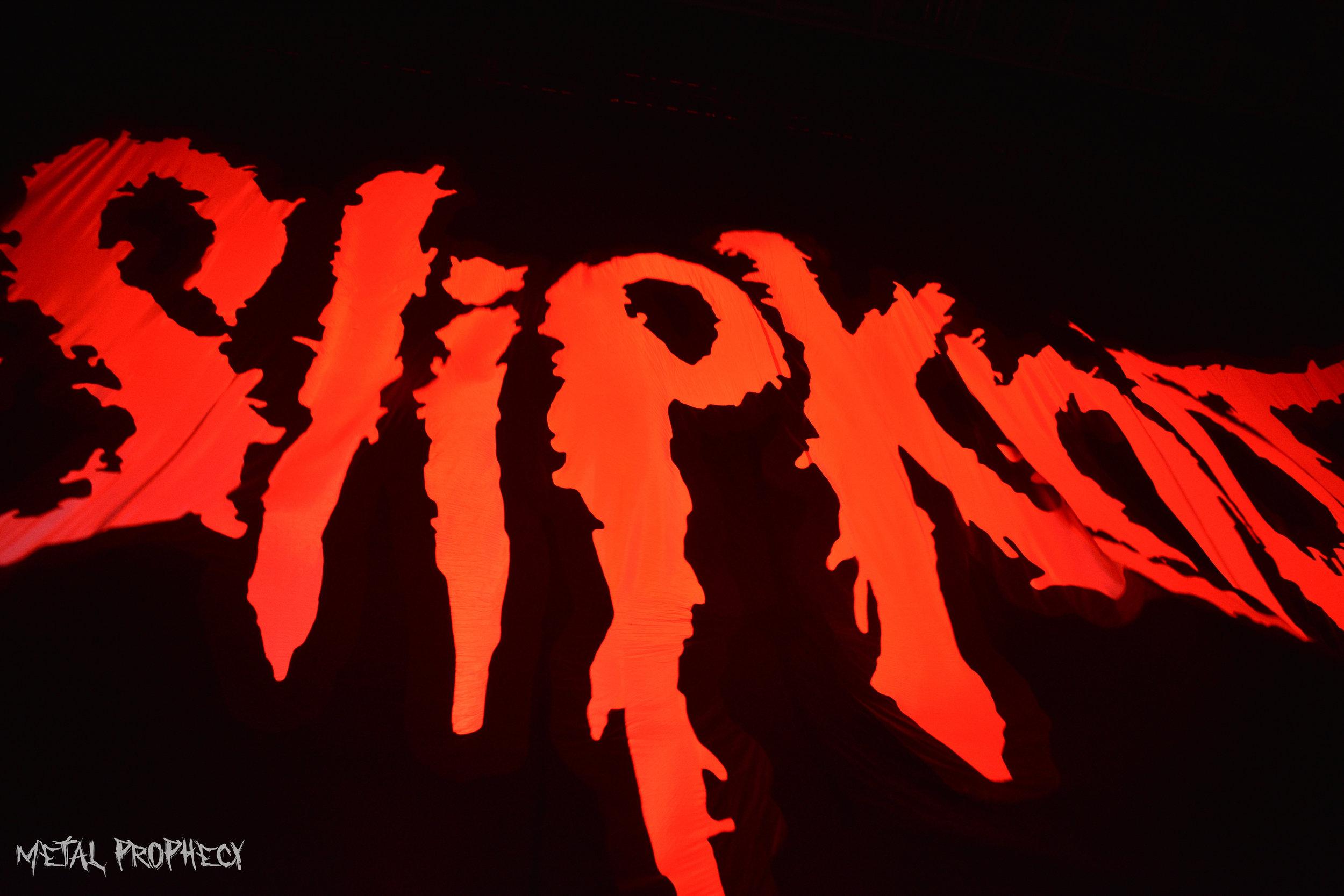 Slipknot at Ameris Bank Amphitheater