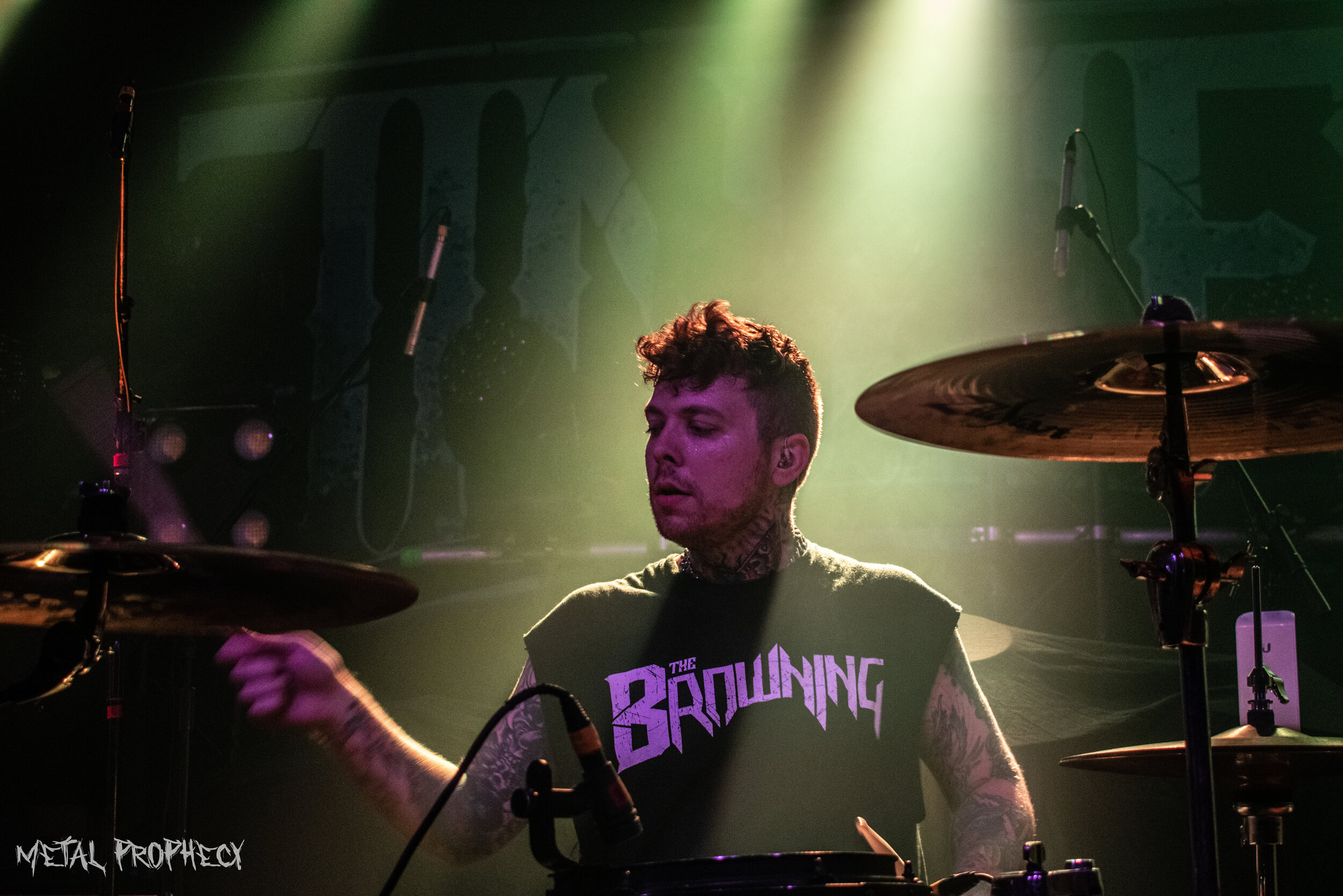 The Browning at The Masquerade (Hell)