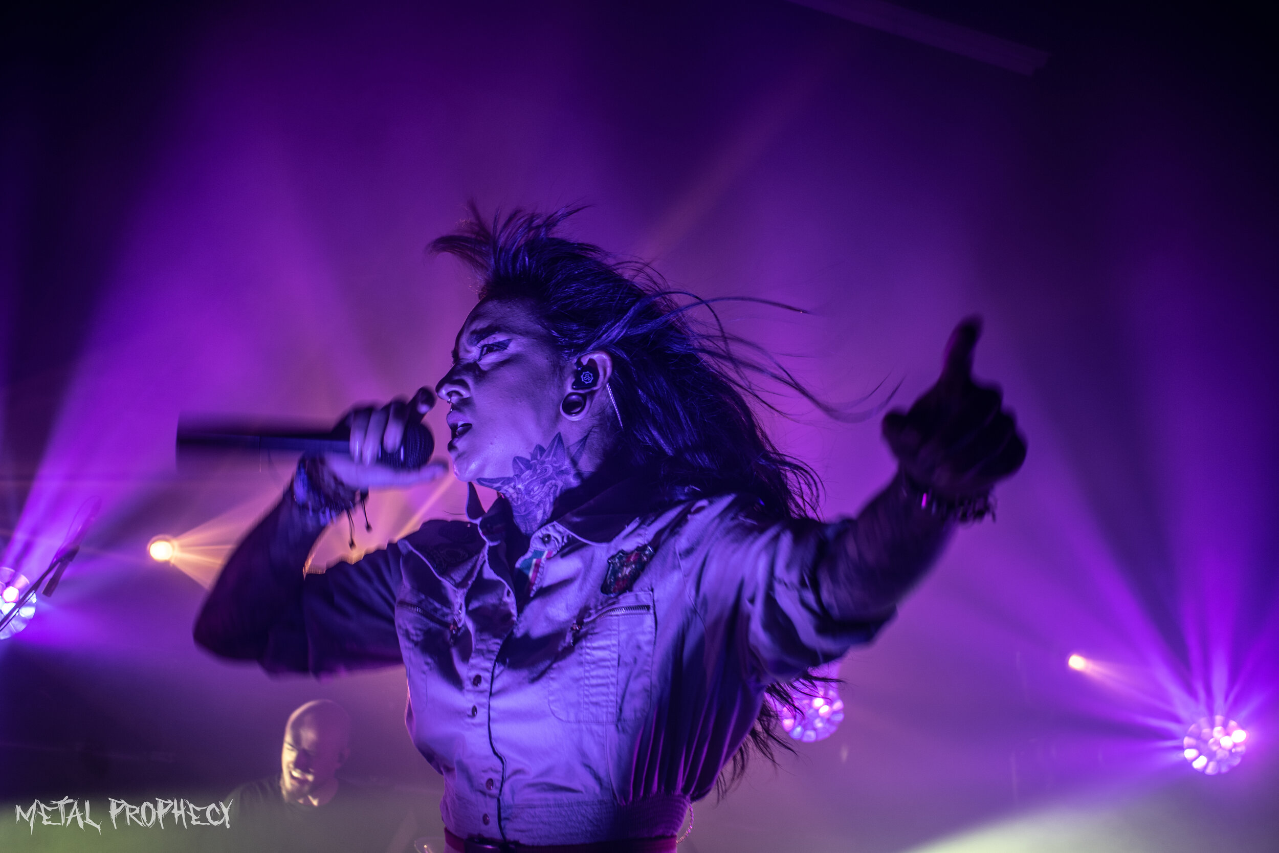 Jinjer at The Masquerade (Hell)