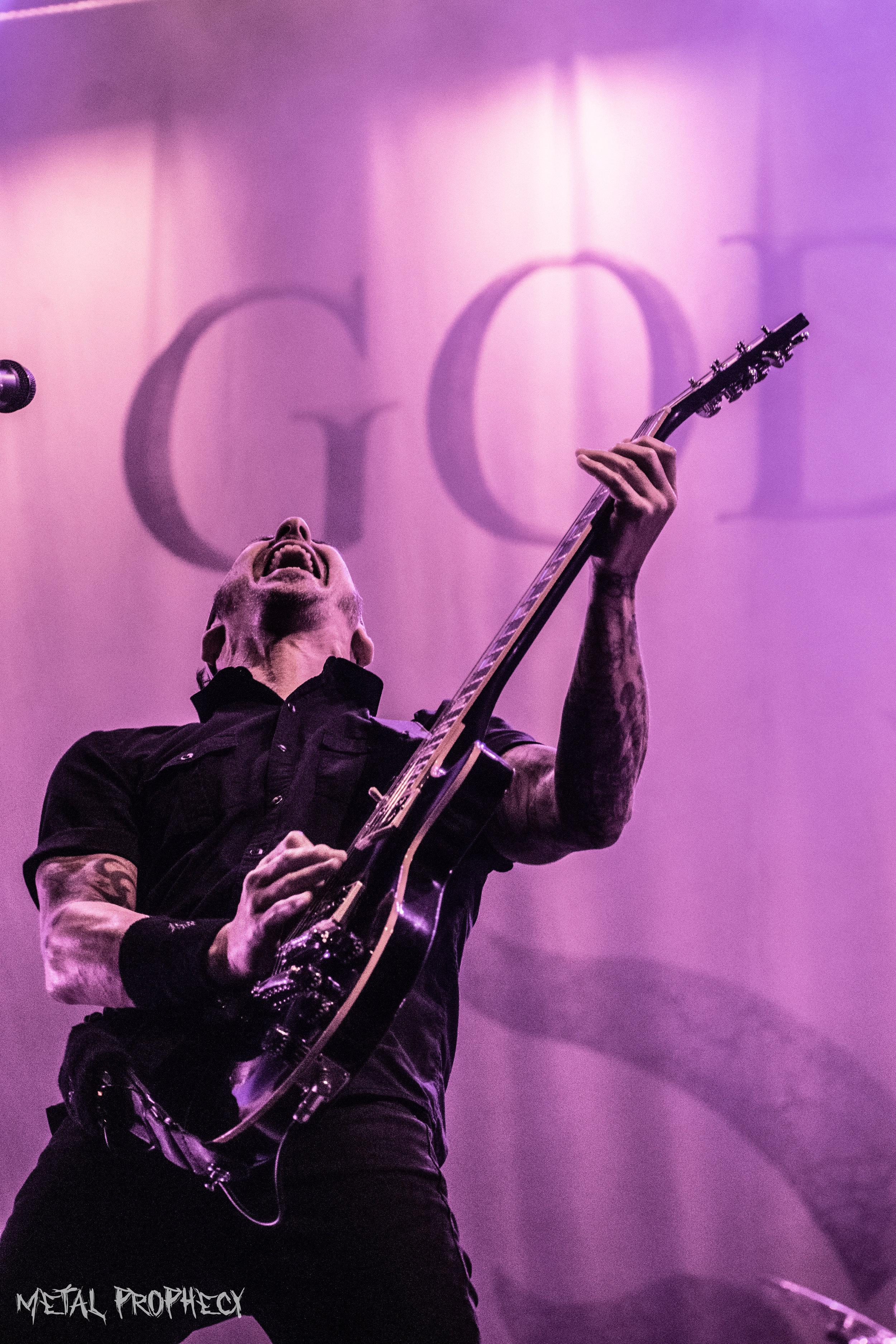 Godsmack at Ameris Bank Amphitheater