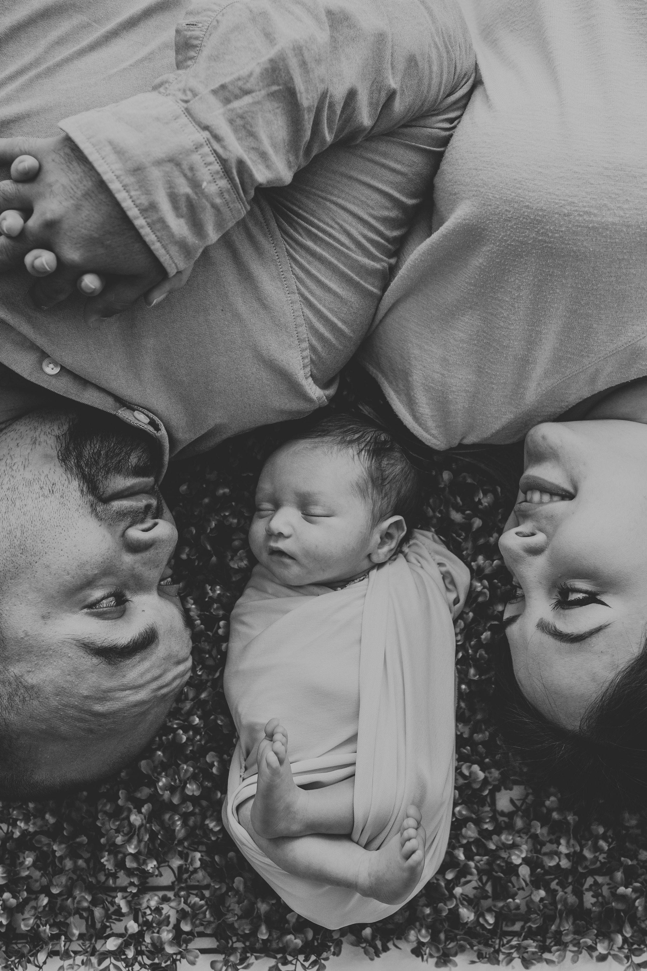 Fotografia de bebes en Guadalajara