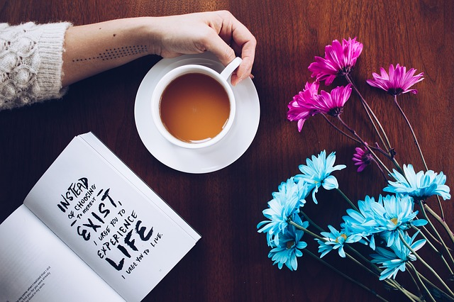 small tea and quote n flowers.jpg
