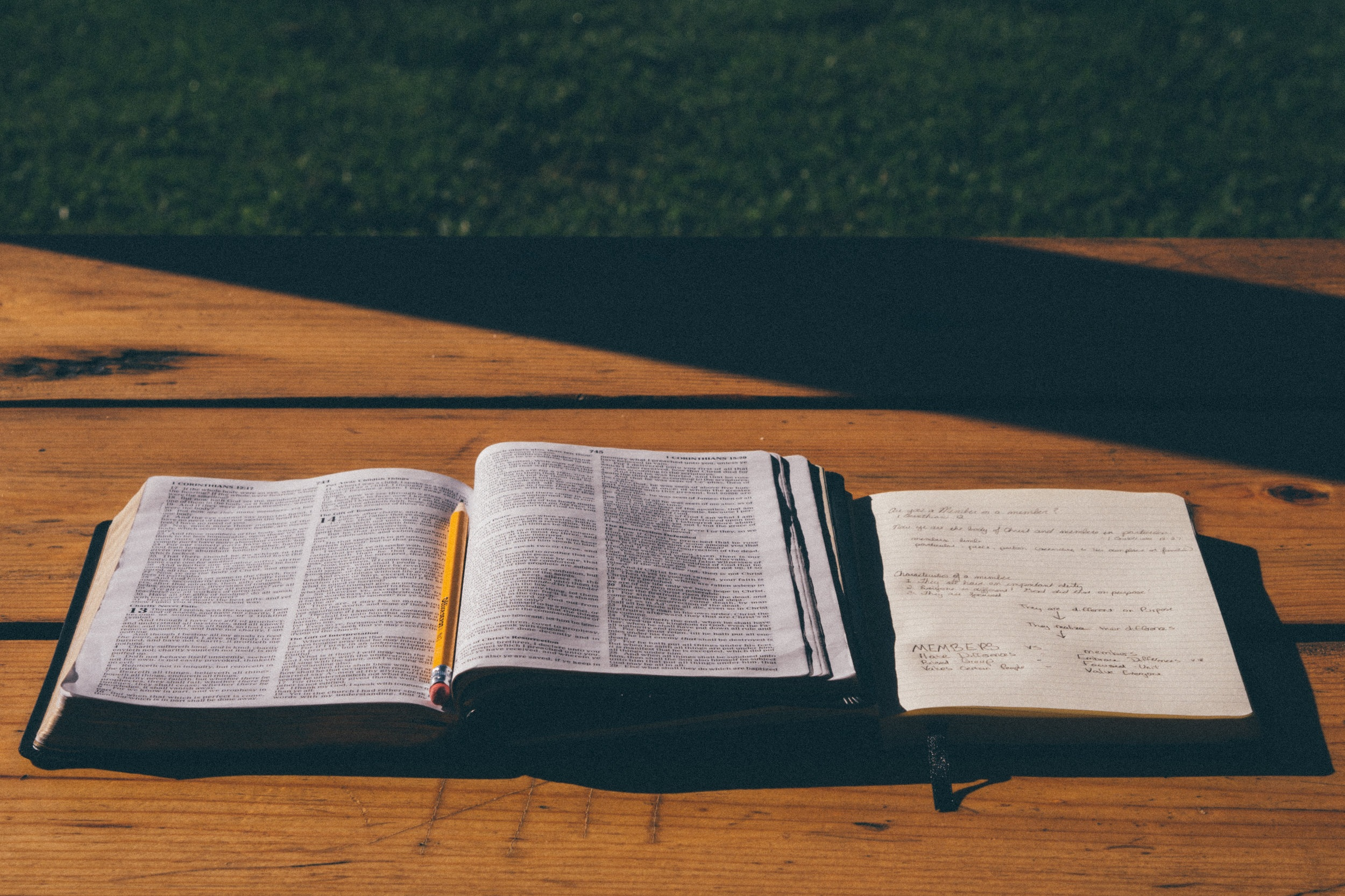 How to Study the Bible - Taught by Alan Price