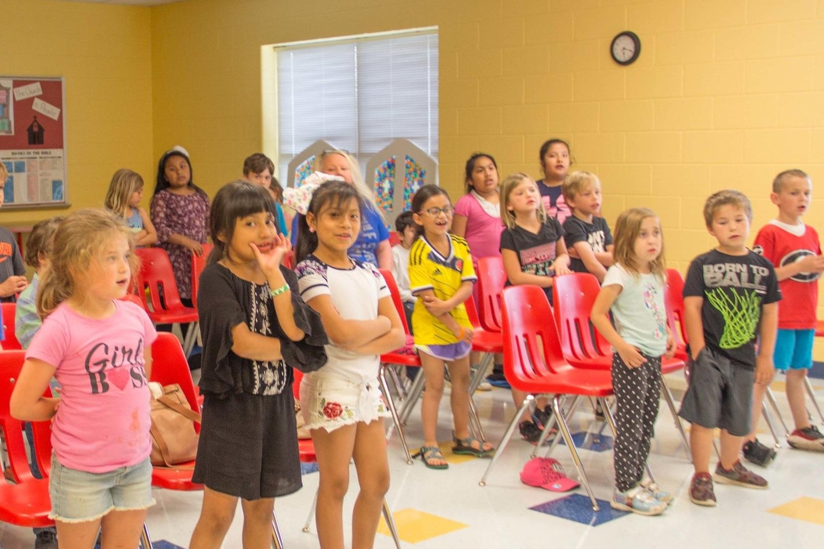 Fundamentals of the Faith- Elementary School - Taught by Tara Solomon