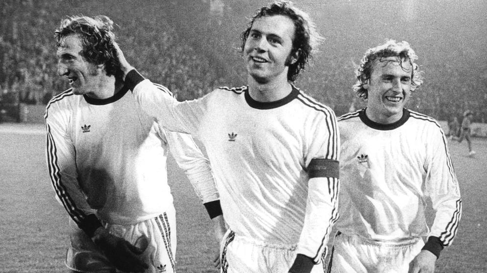 Frans Beckenbauer (Center) - Der Kaiser