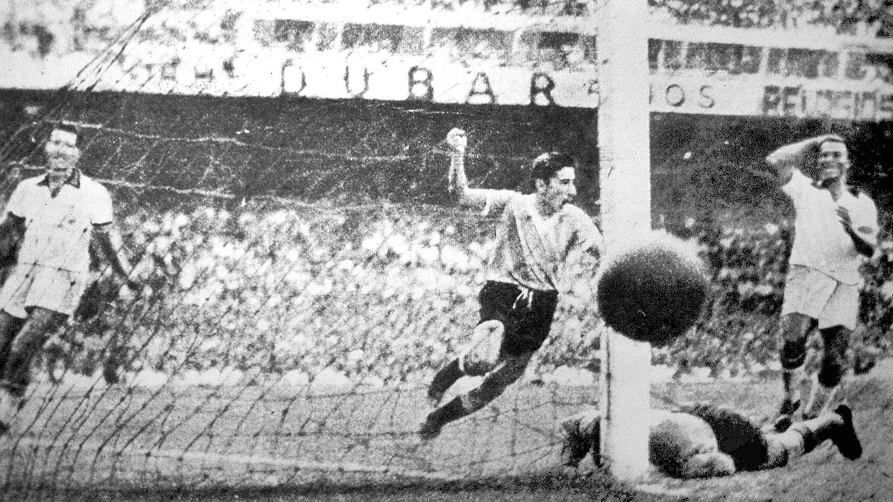 Doomsday - Uruguay's 1950 Victory Over Brazil