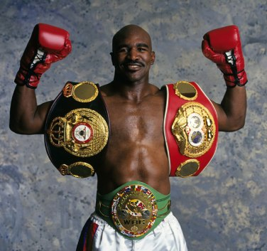 We are forever grateful for those who have purchased The Original Knockout in the past. We hope you enjoy The New & Improved Knockout 360 Endorsed by Evander Holyfield!  - - Evander Holyfield
