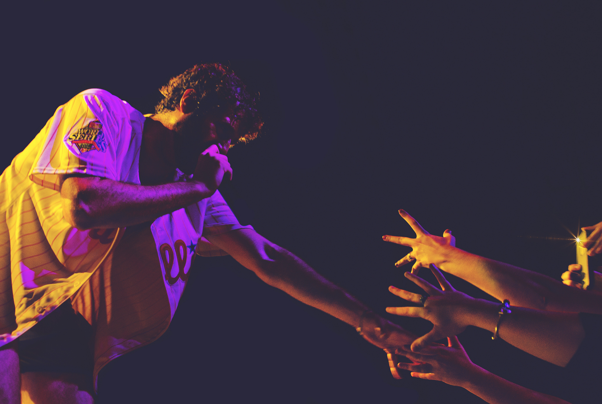Lil Dicky at Theater of Living Arts in Philadelphia