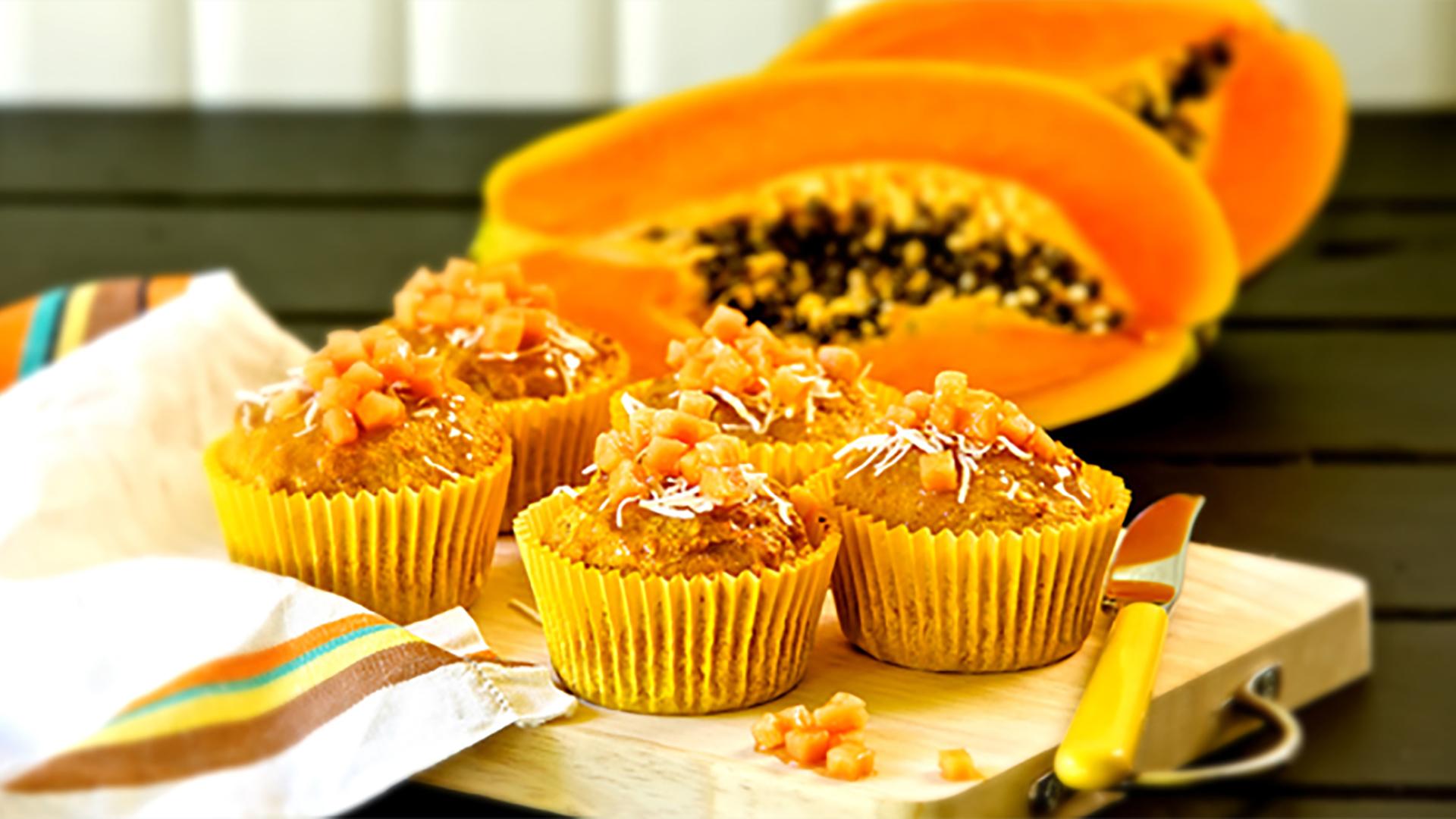 Ruby Rise Red Papaya_Recipes_2_coconut_muffins.jpg