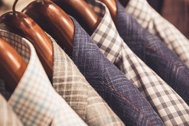 Stop in today for the last day of our spring trunk show with @isaia!  #vsco #vscocam #menswear #mensstyle #mensfashion #Italianstyle #italianfashion #charlottefashion #cltfashion #charlottesgotalot #704lifestyle #boutique #mensboutique #cltboutique #haberdashers #charlotte #charlottenc #springstyle #springfashion