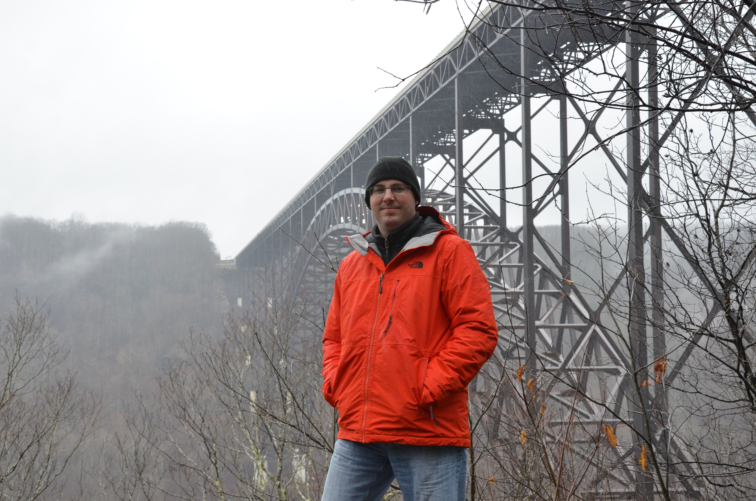 New River Gorge, West Virginia 2018