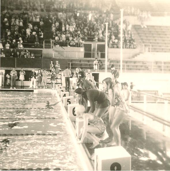 1973 Combined Swimming Sports