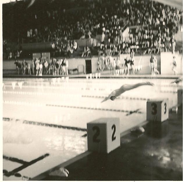 1973 Swimming Sports