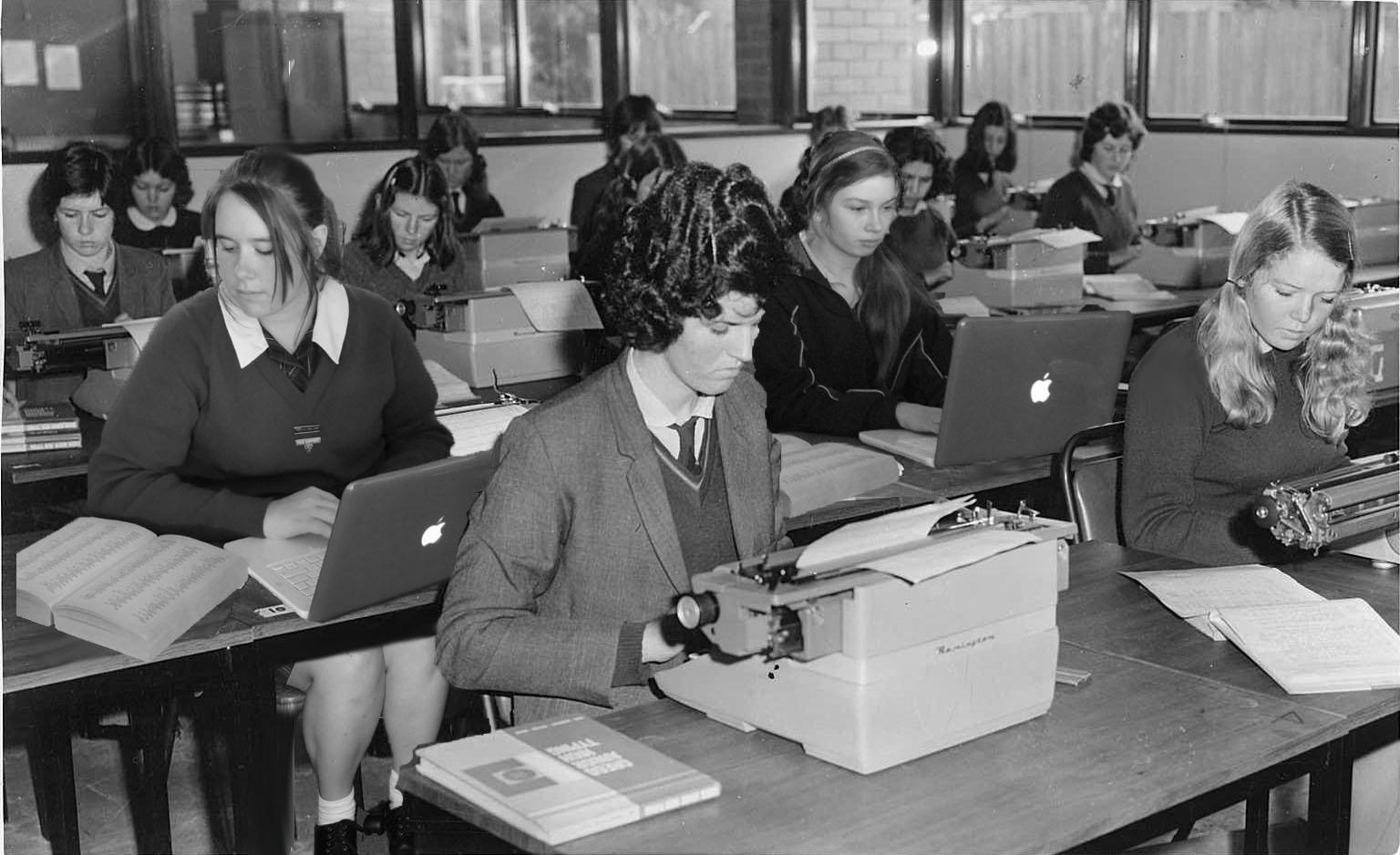 1965-2018 Typewriters to Macs