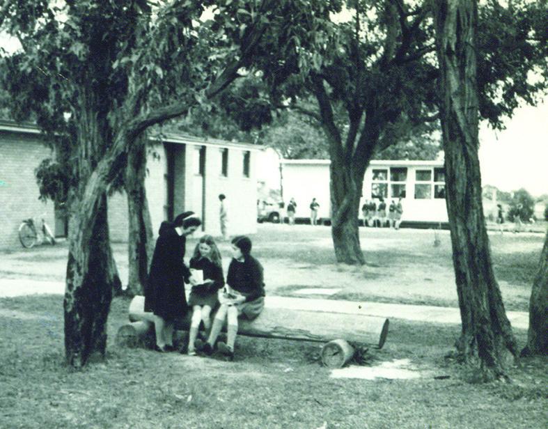 1974 Sr Josepha at Charles St