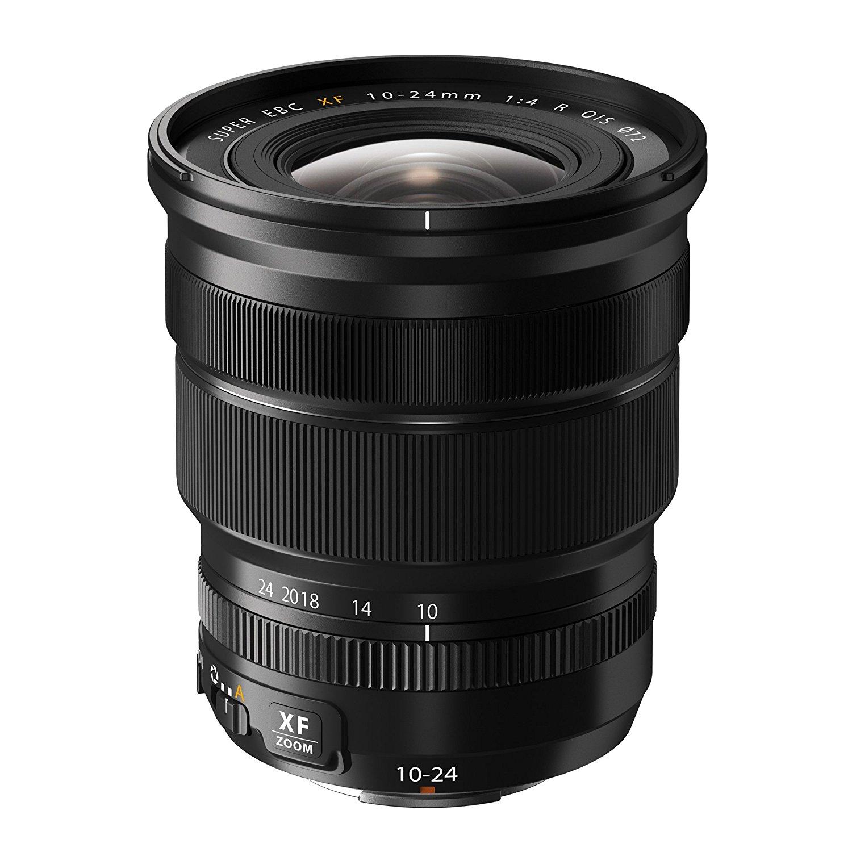 Fujinon XF 10-24 - Main self vlogging lens