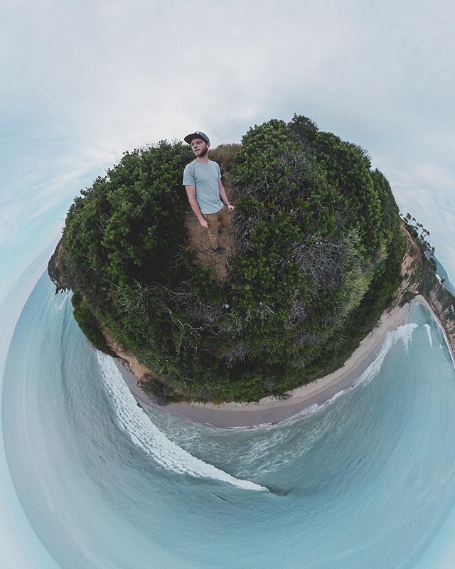 📍Point Dume, Malibu, CA . Shooting around Calabasas and Malibu with @momentum_productions and @3dcampbell a lot more photos to come! Lets do it again! . 📷 @insta360 One X . . . #insta360onex #tinyplanet #tinyplanets #california #malibu #pointdume #advancedselfie #travelbook #seekdiscomfort #optoutside #yestheory #360camera #travel #adventure #lifestyle #wanderlust #landscape #jointhemvmt #weareallbirds #away