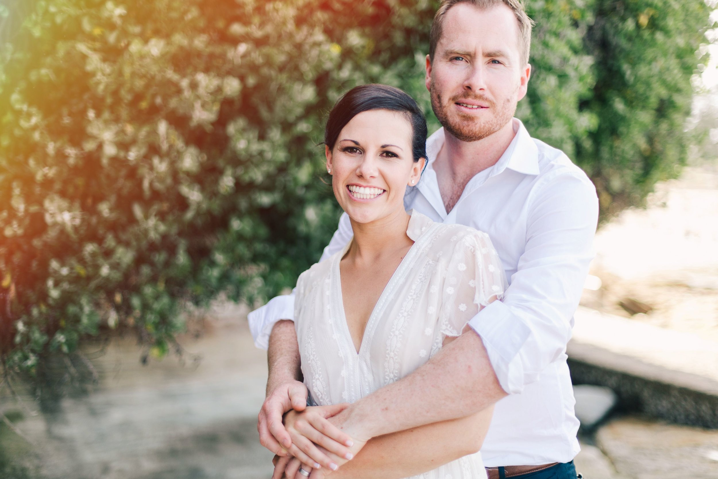 laura & mike -