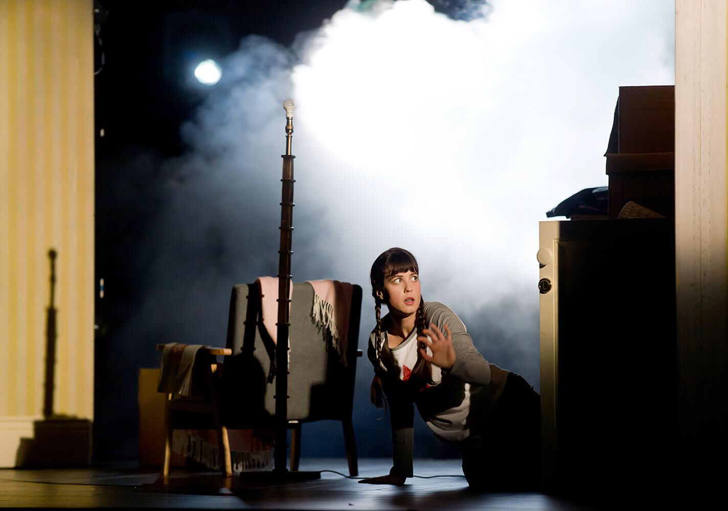 Coraline - Coraline - Opéra de Lille 2018 - Photo: Frédéric Iovino