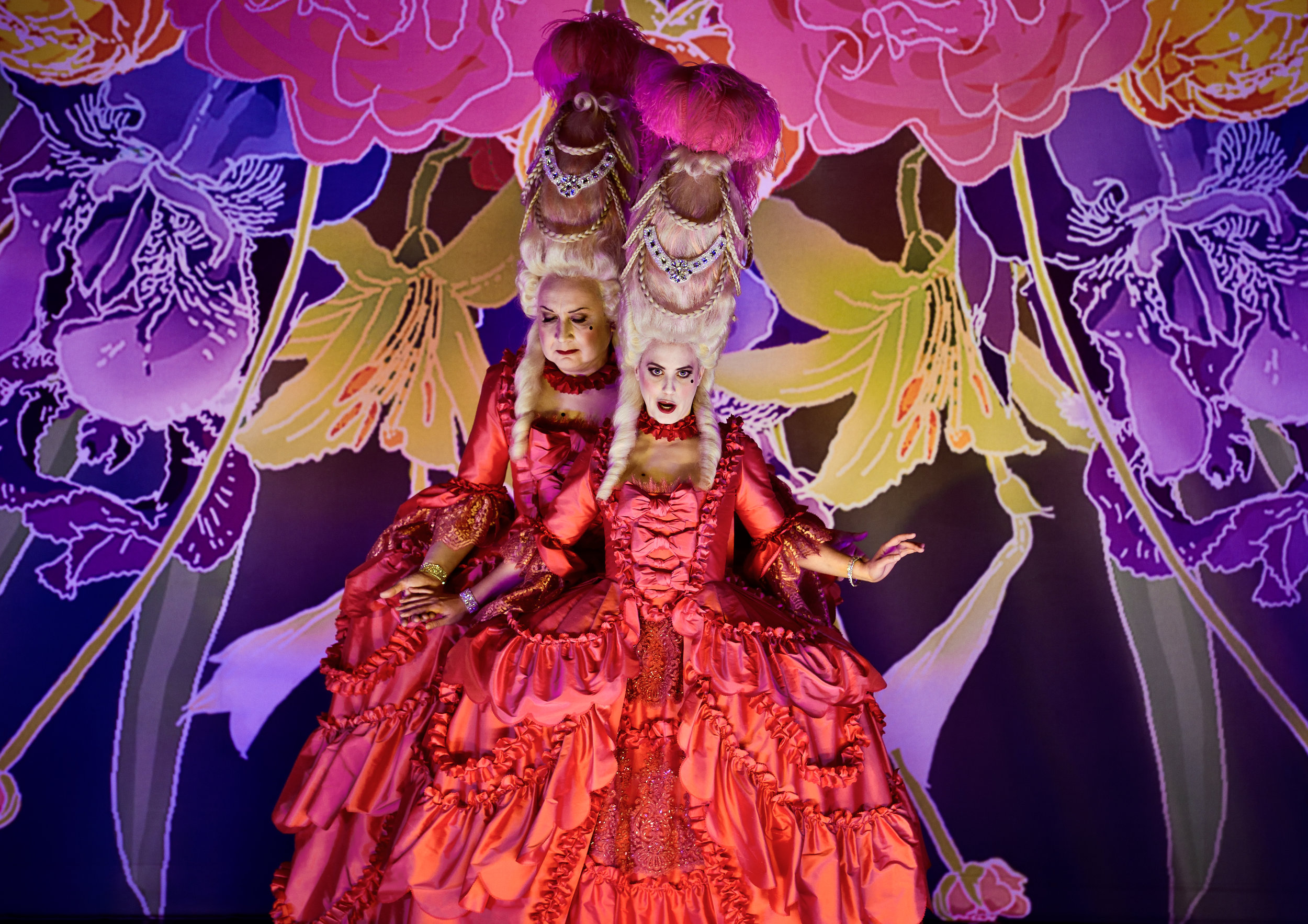 Madame de Latour - Le Postillon de Lonjumeau 2019 - Opéra Comique de Paris - Photo: Stéfan Biron