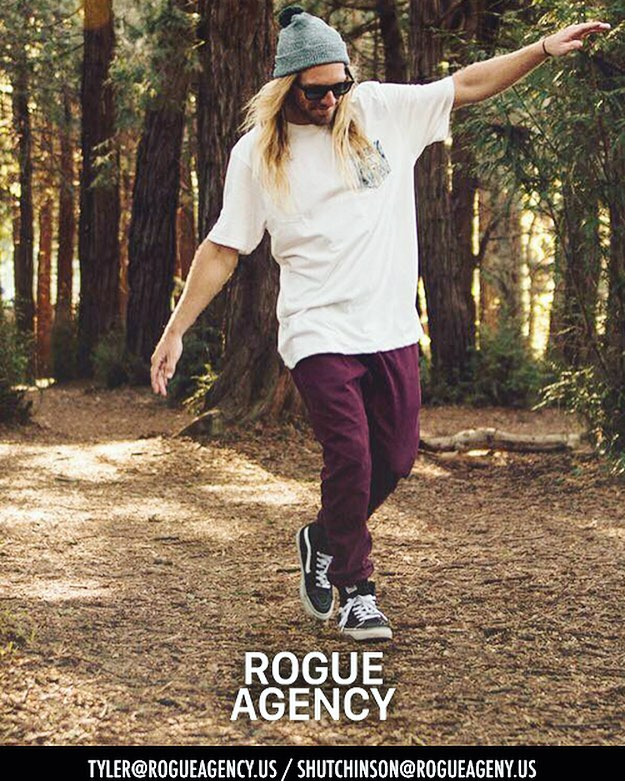 very stoked to announce i've just been added to the @rogueagencyus roster 🔊🔊🔊 for all future bookings please contact Tyler and Sam :) so amped to be a part of this amazing roster, I love each and every bass act on this team and i'm excited for this next step! big tings coming for 2018/19 // #RideTheWave #RogueAgency