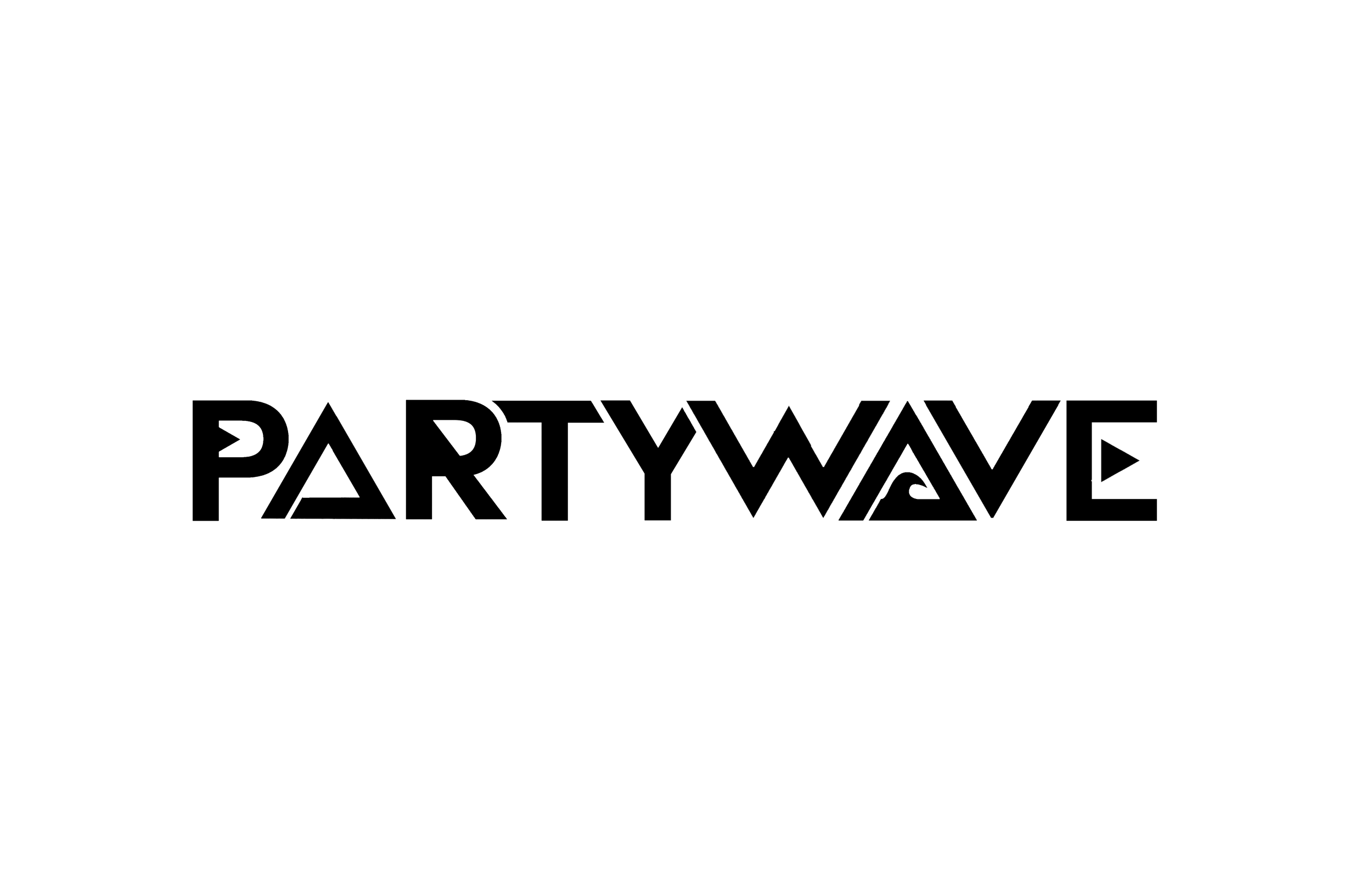 PartyWave Logo 6 (black).png
