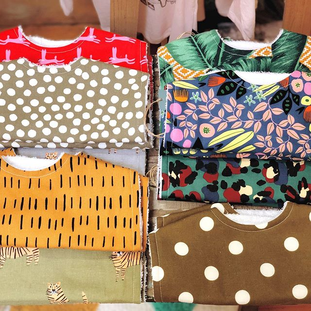 Our latest arrival is the gorgeous & fun @tildaandmoo kiddies bibs. We have a super fun range in store now🎈💃