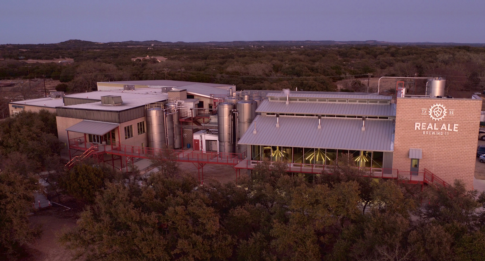 Photo courtesy of Real Ale Brewing Company, Blanco, TX